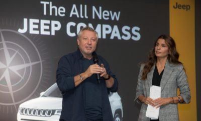 Νέο Jeep Compass: Εντυπωσιακή αποκάλυψη επί ελληνικού εδάφους στο Grand Resort Lagonissi Η δημοσιογράφος Πόπη Τσαπανίδου «ανέκρινε» τους επιτελείς της Jeep στην Ελλάδα για να μάθει τα πάντα για το νέο Compass και «έβγαλε λαυράκι». Η δημιουργία ενός νέου μοντέλου από την Jeep είναι από μόνη της αιτία για εορτασμό. Όταν μάλιστα το συγκεκριμένο μοντέλο, το ολοκαίνουργιο Compact Premium SUV, Jeep Compass, ολοκληρώνει την γκάμα της Jeep, που σήμερα έχει από μία πρόταση για κάθε κατηγορία SUV, η διάθεση για εορτασμό είναι διπλή. Διπλά εντυπωσιακή ήταν φυσικά και η εκδήλωση αποκάλυψης του νέου Jeep Compass επί ελληνικού εδάφους που οργάνωσε η Lancia-Jeep Hellas στις 3 Οκτωβρίου στο Grand Resort Lagonissi και κράτησε ολόκληρη την ημέρα, με καλεσμένους επίσημους εμπορικούς συνεργάτες και δημοσιογράφους. Το πρωί, δεκάδες εκπρόσωποι του επίσημου δικτύου της Jeep από όλη την Ελλάδα, οδήγησαν το νέο Jeep Compass και έζησαν από πρώτο χέρι την αίσθηση ελευθερίας που προσφέρει. Εντυπωσιάστηκαν από την εμφάνιση, την ποιότητα και τις ικανότητές του εντός και εκτός δρόμου, και ύστερα, ενημερώθηκαν με πρωτοποριακές τεχνικές για κάθε λεπτομέρεια του premium μοντέλου. Το απόγευμα, στο Captain's House του Grand Resort Lagonissi, το λόγο είχαν οι δημοσιογράφοι του ειδικού τύπου, που έζησαν από κοντά μία διαφορετική εμπειρία παρουσίασης αυτοκινήτου. Αντί των συνηθισμένων ομιλιών, στη σκηνή εμφανίστηκε η Πόπη Τσαπανίδου. Η γνωστή δημοσιογράφος, ανέλαβε να ανακρίνει τους επιτελείς της εταιρίας για κάθε φανερό και κρυφό χαρακτηριστικό του νέου μοντέλου, και τελικά, έβγαλε «λαυράκι» αφού αποκάλυψε ότι το νέο Jeep Compass, θα προσφέρεται και με το πρωτοποριακό και μοναδικό χρηματοδοτικό πρόγραμμα 50-50, της Lancia-Jeep Hellas, που περιλαμβάνει 50 άτοκες δόσεις. Jeep Compass Το νέο Jeep Compass, το Compact Premium SUV που έρχεται να επαναπροσδιορίσει την αγορά των SUV, εξοπλίζεται με οικονομικούς και ισχυρούς κινητήρες βενζίνης και diesel από 1.400 έως 2.000 κ.εκ., χειροκίνητα και 9τάχυτα αυτόματ
