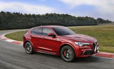 "Διαθέσιμη στην ελληνική αγορά η Alfa Romeo Stelvio Quadrifoglio Ξεκινούν οι πωλήσεις για τη Stelvio Quadrifoglio, το ταχύτερο SUV στην κατηγορία του. Ο βενζινοκινητήρας 2.9-λίτρων V6 Bi-Turbo αποδίδει 510 ίππους και μέγιστη ροπή 600 Nm, με τελική ταχύτητα 283 χλμ/ώρα και επιτάχυνση 0-100 χλμ/ώρα σε μόλις 3.8 δευτερόλεπτα. Πληθώρα εξελιγμένων συστημάτων: σύστημα τετρακίνησης Q4 all-wheel, AlfaTM Active Torque Vectoring, AlfaTM Chassis Domain Control (CDC), σύστημα ανάρτησης AlfaTM και Alfa DNATM Pro με επιλογή RACE. Η καλύτερη έκφραση του ιταλικού design με τη σφραγίδα της Alfa Romeo. Ξεκινούν και στην Ελλάδα οι παραγγελίες για τη Stelvio Quadrifoglio, την πρώτη Quadrifoglio στην κατηγορία των SUV. Από το 1923 το τετράφυλλο τριφύλλι (Quadrifoglio) είναι το έμβλημα όλων των αγωνιστικών μοντέλων της Alfa Romeo και ταυτόχρονα το σήμα κατατεθέν για τα πιο σπορ μοντέλα της μάρκας. Το πρώτο Alfa Romeo SUV δεν θα μπορούσε να αποτελέσει εξαίρεση. Το επιβλητικό μοντέλο διαθέτει σειρά κορυφαίων χαρακτηριστικών και αποτελεί σημείο αναφοράς στην κατηγορία των premium compact SUV. Ενσωματώνει την καλύτερη έκφραση του ιταλικού design και καταφέρνει χάρη στη μαεστρία της Alfa Romeo να μαγνητίζει τα βλέμματα. Ταυτόχρονα, προσφέρει κορυφαίες επιδόσεις και τεχνολογίες αιχμής, ενώ πρόσφατα ανακηρύχθηκε το ""ταχύτερο SUV στην πίστα"", σημειώνοντας νέο ρεκόρ γύρου στην κατηγορία των SUV στο εμβληματικό Nürburgring: 7 λεπτά 51.7 δευτερόλεπτα. Η Stelvio Quadrifoglio εφοδιάζεται με τον αλουμινένιο κινητήρα βενζίνης 2.9-λίτρων V6 BiTurbo εμπνευσμένο από τις τεχνολογίες και την τεχνογνωσία της Ferrari και αποδίδει μέγιστη ιπποδύναμη 510 ίππων στις 6.500 σ.α.λ. και μέγιστη ροπή 600 Nm από τις 2.500 σ.α.λ. έως τις 5.000 σ.α.λ.. Εξαιρετικής σημασίας για τις επιδόσεις του μοντέλου είναι η συνεργασία του κινητήρα με ένα αυτόματο κιβώτιο 8 ταχυτήτων, ρυθμισμένο για να εξασφαλίζει ταχύτατες εναλλαγές σχέσεων (ενδεικτικά στη λειτουργία Race οι αλλαγές πραγματοποιούνται σε μόλις 150 χιλιοστά του δευτερο"