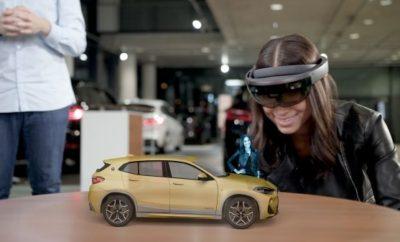 Η BMW και η Microsoft μετατρέπουν τμήμα της καμπάνιας 'Be the one who dares' (Γίνε Αυτός που Τολμά) για τη νέα BMW X2 σε απολαυστική, high-tech εμπειρία. Σε μία μοναδική εφαρμογή 'mixed reality', οι δύο εταίροι συνδυάζουν την φυσική πραγματικότητα και το ψηφιακό περιεχόμενο, σε μία εμπειρία που διατίθεται αποκλειστικά στο Microsoft HoloLens. Το BMW X2 Holo Experience και τα γυαλιά Microsoft HoloLens μυούν τους χρήστες στο κόσμο της BMW X2, όπου μπορούν να γνωρίσουν το νέο μοντέλο με διαδραστικό τρόπο. Απολαυστικές προκλήσεις εναλλάσσονται με δημιουργικά στοιχεία. Για παράδειγμα, η BMW X2 πρέπει να βγει από ένα λαβύρινθο ή μπορεί να αποκτήσει νέο χρώμα περνώντας από τη σχετική διαδικασία βαφής. Το BMW X2 Holo Experience αναθεωρεί στοιχεία της καμπάνιας για να εξασφαλιστεί υψηλή αναγνωρισιμότητα και ολοκληρώνεται με μία selfie για τα κανάλια του χρήστη στα μέσα κοινωνικής δικτύωσης (social media). Οι υποψήφιοι πελάτες μπορούν να κλείσουν τη BMW X2 για ένα test drive. «Η X2 θα προσελκύσει ένα σχετικά νέο, νεανικό, target group που γνωρίζει από ψηφιακή τεχνολογία και αναζητά μοναδικές και σύγχρονες εμπειρίες στις επικοινωνίες», δήλωσε ο Uwe Dreher, υπεύθυνος Επικοινωνίας της Μάρκας BMW. «Το Holo Experience προσφέρει την επιθυμητή εντυπωσιακή τεχνική που ελπίζουμε ότι θα μεγιστοποιήσει την απήχησή μας σε αυτό το target group με απολαυστικό και ψυχαγωγικό τρόπο, και τη βοήθεια καινοτόμου τεχνολογίας». «Η φιλοσοφία 'Mixed reality' επιτρέπει στις εταιρίες να κάνουν το επόμενο βήμα στη διαδικασία της ψηφιοποίησης», εξηγεί ο Michael Zawrel, Ανώτερος Product Manager Mixed Reality & HoloLens στη Γερμανία. «Το BMW X2 Holo Experience δείχνει πώς οι εταιρίες μπορούν να δημιουργούν τα προϊόντα τους 'παντρεύοντας' στοιχεία του φυσικού και του ψηφιακού κόσμου με πρωτοφανή τρόπο». Το BMW X2 Holo Experience, που βασίζεται στα Microsoft HoloLens και Windows Mixed Reality, θα διατίθεται σε επίλεκτους εμπόρους BMW σε όλο τον κόσμο, σε αποκλειστικούς κλειστούς χώρους αλλά και σημεία όπως τ