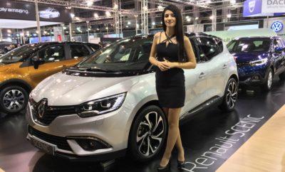 To GROUPE RENAULT στην έκθεση ΑΥΤΟΚΙΝΗΣΗ 2017 Στα πλαίσια της έκθεσης ΑΥΤΟΚΙΝΗΣΗ 2017 τόσο η Renault, όσο και η Dacia θα δώσουν δυναμικό παρών παρουσιάζοντας μια πλήρη σειρά μοντέλων, τα οποία καλύπτουν με τον καλύτερο τρόπο τις ανάγκες του αγοραστικού κοινού. Διαθέτοντας μία από τις νεότερες, αλλά και πιο ολοκληρωμένες γκάμες αυτοκινήτων στην Ευρώπη, το GROUPE RENAULT, συνεχώς αναπτύσσει νέα μοντέλα και τεχνολογίες που δίνουν λύση στις αυξανόμενες απαιτήσεις του αγοραστικού κοινού. Σ' αυτό το πλαίσιο, στην έκθεση ΑΥΤΟΚΙΝΗΣΗ 2017 (11-19 Νοεμβρίου στο Πρώην Δυτικό Αεροδρόμιο Ελληνικού), οι Renault και Dacia παρουσιάζουν μια πλήρη γκάμα μοντέλων. Η Renault, παράλληλα με τα δημοφιλή CLIO – CLIO SPORT TOURER, τη δυναμική γκάμα των Crossover με το νέο CAPTUR και το KADJAR, θα παρουσιάσει για πρώτη φορά στην Ελλάδα το νέο SCENIC, καθώς και μια πολύ ξεχωριστή, εμπνευσμένη από τις εικαστικές τέχνες, εκδοχή του TWINGO. Από το περίπτερο της Renault δεν θα μπορούσε να απουσιάζει και η Renault Sport με το CLIO RS, αλλά και το MEGANE GT-Line. Αντίστοιχα η Dacia, παρουσιάζει τρία μοντέλα με αυθεντικό crossover χαρακτήρα. Το ξεχωριστό SANDERO STEPWAY και το DUSTER, ένα από τα πιο ικανά οχήματα εντός και εκτός δρόμου, θα πλαισιώσει, το 7θεσιο LODGY STEPWAY, ένα μοντέλο που εντυπωσιάζει τόσο με την πρακτικότητα του, όσο και με το δυναμικό του χαρακτήρα.