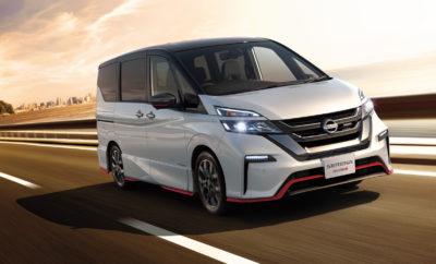 """Ξεκίνησαν οι πωλήσεις του Nissan Serena NISMO στην Ιαπωνία. Με τις πωλήσεις του Nissan Serena NISMO στην Ιαπωνία, οι λάτρεις της γκάμας NISMO θα έχουν τη δυνατότητα να απολαύσουν την πρακτικότητα ενός οικογενειακού minivan, σε συνδυασμό με τις επιδόσεις, την οδηγική απόλαυση και το μοναδικό στυλ, που εγγυάται ο ομώνυμος αγωνιστικός """"βραχίονας"""" της Nissan. Το Serena NISMO, αποτελεί την τελευταία προσθήκη στην γκάμα της NISMO, η οποία μεταξύ άλλων περιλαμβάνει τα Juke NISMO, March NISMO (γνωστό και ως Micra στην Ευρώπη), Note NISMO, Fairlady Z NISMO (το επίσης γνωστό και ως 370Ζ) και φυσικά την ναυαρχίδα του GT-R NISMO. Το Serena NISMO προσφέρει ισχυρή σταθερότητα και άνετο χειρισμό κατά την οδήγηση, ακόμα και σε υψηλές ταχύτητες. Αυτό επιτυγχάνεται μέσω των ειδικών ενισχύσεων που έχει δεχθεί το αμάξωμα, αλλά και με την τελειοποίηση του συστήματος ανάρτησης. Επιπλέον, με βάση τον ειδικό επανα-προγραμματισμό που έχει επιτευχθεί στο μηχανικό σύνολο, το Serena NISMO προσφέρει συναρπαστικές επιδόσεις στο δρόμο. Ο εξωτερικός σχεδιασμός φέρει την γνωστή υπογραφή της NISMO, με πλέον χαρακτηριστικό τον εμπρόσθιο προφυλακτήρα, όπως και την αεροτομή που βελτιώνουν σημαντικά την αεροδυναμική απόδοση του αυτοκινήτου. Τόσο το εσωτερικό όσο και το εξωτερικό, χαρακτηρίζονται από το κόκκινο χρώμα, που αποτελεί σήμα κατατεθέν ενός αυθεντικού μοντέλου NISMO. Το Serena NISMO, διατίθεται στην Ιαπωνία σε επτά χρώματα, συμπεριλαμβανομένων τεσσάρων που είναι αποκλειστικά για τη σειρά NISMO. Σημειώνεται πως το Serena διαθέτει τεχνολογία ProPILOT, επιτρέποντας την αυτόνομη οδήγηση σε κυκλοφορία μίας λωρίδας στις εθνικές οδούς. Η τεχνολογία αποτελεί βασικό κομμάτι της Ευφυούς Κινητικότητας της Nissan (Nissan Intelligent Mobility), για την αλλαγή του τρόπου με τον οποίο τα αυτοκίνητα τροφοδοτούνται, οδηγούνται και ενσωματώνονται στην κοινωνία."""