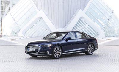 Σημαντικά βραβεία για την Audi στο τέλος του 2017