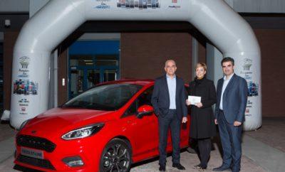 Το Νέο Ford Fiesta Είναι το Αυτοκίνητο της Χρονιάς για την Ελλάδα!