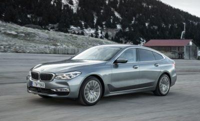 Η BMW παρουσιάζει εκτενώς ανανεωμένη μία από τις πιο δημιουργικές αυτοκινητιστικές φιλοσοφίες των τελευταίων χρόνων. Η νέα BMW Σειρά 6 GranTurismo (από 88.570 ευρώ) συνδυάζει την άνεση μεγάλων αποστάσεων ενός πολυτελούς sedan με το γοητευτικό στυλ ενός coupe.