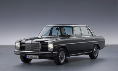 Mercedes-Benz W115 / W114