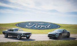 """Νέα Mustang Bullitt™ και Edge ST με την Υπογραφή της Ford Performance στη Διεθνή Έκθεση Αυτοκινήτου Β. Αμερικής • Η νέα έκδοση Ford Mustang Bullitt™ και το Ford Edge ST – το πρώτο SUV της Ford με την υπογραφή της Ford Performance – πρωταγωνιστούν στη Διεθνή Έκθεση Αυτοκινήτου Β. Αμερικής • Η Mustang Bullitt™ που θα κυκλοφορήσει φέτος το καλοκαίρι στις ΗΠΑ με τουλάχιστον 475 ίππους (481 PS), χαιρετίζει το κινηματογραφικό αυτοκίνητο του 1968 με μία 'cool' εμφάνιση • Η πρώτη Mustang GT fastback του 1968 που οδηγήθηκε τότε από τον Steve McQueen στη βραβευμένη ταινία """"Bullitt"""" δίνει το παρών στη σκηνή της Ford στο NAIAS, βάζοντας τέλος στο μυστήριο της επί 40 χρόνια εξαφάνισής της • Το νέο Ford Edge ST προσφέρει σπορ στυλ, κινητήρα 2.7L EcoBoost 335 ίππων (340 PS), οκτατάχυτο αυτόματο κιβώτιο, Sport Mode και κορυφαίες τεχνολογίες υποστήριξης οδηγού • Νέο Ford Ranger pickup για τις ΗΠΑ, ειδικά σχεδιασμένο για τις ανάγκες των Αμερικανών πελατών με βενζινοκινητήρα 2.3L EcoBoost και αυτόματο κιβώτιο 10-σχέσεων Η Ford Motor Company γιόρτασε δύο παγκόσμιες πρεμιέρες στο Διεθνές Σαλόνι Αυτοκινήτου Β. Αμερικής, στο Ντιτρόιτ. Η μία ήταν η τρίτη γενιά της περιορισμένης έκδοσης παραγωγής Mustang Bullitt™* – προς τιμής της 50ής Επετείου της κλασικής κινηματογραφικής επιτυχίας του Steve McQueen """"Bullitt"""" και η άλλη, το νέο Ford Edge ST – το πρώτο SUV της Ford από την ομάδα της Ford Performance. Η νέα Ford Mustang Bullitt™ θα κυκλοφορήσει φέτος το καλοκαίρι στις ΗΠΑ. Χρησιμοποιεί έναν αναβαθμισμένο 5.0L V8 κινητήρα που θα αποδίδει τουλάχιστον 475 ίππους (481 PS) και ροπή 569 Nm, απογειώνοντας τη νέα Bullitt™ μέχρι την τελική ταχύτητα των 262 km/h. Η πρώτη Mustang GT του 1968 που πρωταγωνίστησε με τον Steve McQueen στην βραβευμένη κινηματογραφική ταινία """"Bullitt"""", εμφανίστηκε επίσης στο περίπτερο της Ford στο NAIAS, δίνοντας τέλος στο μυστήριο της επί 40 χρόνια εξαφάνισής της. Το νέο Edge ST που προσφέρεται μόνο για πελάτες Ford στις ΗΠΑ, είναι η πρώτη έκδοση του νέου Edge SUV που αποκ"""