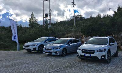 Οδηγήστε τα ολοκαίνουργια Subaru XV και Impreza, όπως και τα Forester, Outback και Levorg Στην καινούργια χρονιά, η SUBARU κάνει ένα δυναμικό ξεκίνημα και σας προσκαλεί να γνωρίσετε και να οδηγήσετε τα δύο ολοκαίνουργια μοντέλα, το Impreza και το SUBARU XV, που πατάνε πάνω στη νέα πλατφόρμα SGP (Subaru Global Platform). Με τη μόνιμη τετρακίνηση Symmetrical AWD της SUBARU, τον επανασχεδιασμένο βενζινοκινητήρα Boxer (των 1.6 και 2.0 λίτρων) και το αυτόματο κιβώτιο CVT, τα νέα Impreza και SUBARU XV φέρουν το σύστημα προληπτικής ασφάλειας EyeSight στον βασικό εξοπλισμό τους. Με EyeSight είναι εξοπλισμένο και το ανανεωμένο Forester 2.0i ES CVT που θα είναι επίσης διαθέσιμο για test drive, μαζί με το Forester 2.0i 6MT, το Outback 2.0D ES και το Levorg 1.6 GT-S. Η Ιαπωνική μάρκα είναι γνωστή για την αφοσίωσή της στην χρήση και εξέλιξη της υψηλής τεχνολογίας στα αυτοκίνητά της. Μια κορυφαία τεχνολογία που έχει διακριθεί παγκόσμια, έχει κερδίσει βραβεία από πληθώρα οργανισμών και υπηρετεί τόσο την ασφάλεια των επιβατών όσο και την απόλαυση της οδήγησης. Όλα τα μοντέλα έχουν αποσπάσει τη βαθμολογία των 5 αστέρων στις δοκιμές του Euro NCAP και πρόσφατα, τα νέα Impreza και SUBARU XV διακρίθηκαν ως τα Αφαλέστερα Οικογενειακά Αυτοκίνητα στην κατηγορία τους από τον Ευρωπαϊκό Οργανισμό Euro NCAP. Οι άνθρωποι της ΠΛΕΙΑΔΕΣ MOTORS με χαρά θα απαντήσουν στις ερωτήσεις σας και θα σας συνοδεύσουν σε test-drive με το μοντέλο που επιθυμείτε να γνωρίσετε καλύτερα. Για περισσότερες πληροφορίες παρακαλούμε επισκεφθείτε το www.subaru.net.gr ή τηλεφωνήστε στο 210 6800800
