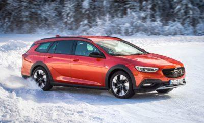 Το έδαφος παγώνει, το ίδιο και η αναπνοή. Χιόνι, όπου φτάνει το μάτι. Οι τέλειες συνθήκες για να οδηγήσεις μερικούς πραγματικά γρήγορους γύρους, στο βαθύ χιόνι της Αυστρίας. Όσοι θέλουν να διασκεδάσουν στο χιόνι και τον πάγο χρειάζονται μόνο ένα πράγμα: το Opel Insignia Country Tourer με Twinster τετρακίνηση (all-wheel drive) και έλεγχο κατανομής ροπής μεταξύ των αξόνων (torque vectoring). Ταιριάζει άριστα στο χιονισμένο και παγωμένο τοπίο του Thomatal όπου διεξάγεται η Χειμερινή Εκπαίδευση της Opel. Το πρόγραμμα, εκτός από φρενάρισμα και επιτάχυνση, εύρεση των ορίων πρόσφυσης και ασφαλή οδήγηση σε ακραίες συνθήκες, περιλαμβάνει και άφθονες απολαυστικές στιγμές. Όλα αυτά επιτυγχάνονται με το κορυφαίο Opel Insignia Country Tourer, που είναι ιδανικό για άνετα ταξίδια. Με αυξημένη απόσταση από το έδαφος κατά 25 mm και προστατευτικές ποδιές, το Opel Insignia Country Tourer σου δημιουργεί την επιθυμία να αφήσεις την άσφαλτο και να βγεις στο χώμα. Πίσω από το αμάξωμα κρύβεται το μυστικό για απεριόριστη οδηγική απόλαυση: Το σύστημα τετρακίνησης Twinster με έλεγχο κατανομής ροπής (torque vectoring). «Η εξαιρετική κατευθυντική ευστάθεια και σταθερότητα στις στροφές, ακόμα και σε ακραίες οδικές συνθήκες, χαρακτηρίζουν το πιο σύγχρονο σύστημα τετρακίνησης της Opel,» δήλωσε ο Andreas Holl, Διευθυντής Ελέγχων και Εξέλιξης Τετρακίνησης της Opel. High-tech σύστημα 4x4 για ασφαλή οδηγική απόλαυση σε όλες τις συνθήκες Το καινοτόμο σύστημα τετρακίνησης βασίζεται σε υψηλή τεχνολογία: Στο Twinster με torque vectoring, δύο συμπλέκτες αντικαθιστούν το συμβατικό διαφορικό στον πίσω άξονα. Σαν αποτέλεσμα, το σύστημα μπορεί να εφαρμόζει ροπή σε έναν ή και στους δύο πίσω τροχούς ατομικά σε κλάσματα του δευτερολέπτου» εξήγησε ο Holl. Αυτό σημαίνει ότι η ισχύς μεταφέρεται άριστα ανά πάσα στιγμή. «Το Twinster επιτρέπει ένα εξαιρετικά υψηλό εύρος ροπής από 0 Nm στη μία πλευρά μέχρι 1.500 Nm στην άλλη. Επιπλέον, η κατανομή ροπής μπορεί να ελέγχεται ανεξάρτητα από την ολίσθηση και την ταχύτητα περ