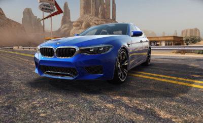 "Εκατομμύρια παίκτες σε όλο τον κόσμο έχουν πλέον στη διάθεσή τους μία εκπληκτική νέα προσθήκη στο παιχνίδι ""Need for SpeedTM No Limits"": Από αυτό το Σαββατοκύριακο, η νέα BMW M5 (κατανάλωση μικτού κύκλου: 10,5 l/100 km, εκπομπές CO2 στο μικτό κύκλο: 241 g/km) θα είναι διαθέσιμη στον ιδιαίτερα πετυχημένο προσομοιωτή οδήγησης για κινητά. Το υψηλών επιδόσεων sedan αποτελεί πλέον αποκλειστικό στοιχείο στην τελευταία έκδοση του Πρωταθλήματος ""Xtreme Racing"" και από τις 2 έως τις 9 Φεβρουαρίου, οι παίκτες θα μπορούν να δηλώσουν συμμετοχή στο Πρωτάθλημα. Μετά την εγγραφή τους θα έχουν στη διάθεσή τους για επτά ημέρες την BMW M5, με την οποία θα μπορούν να δοκιμάσουν τις ικανότητές τους σε μία σειρά από αγώνες. Οι νικητές θα έχουν μάλιστα τη δυνατότητα να ξεκλειδώσουν το μοντέλο και για μόνιμη χρήση. Το παιχνίδι ""Need for SpeedTM No Limits"" είναι η έκδοση για smartphone του δημοφιλούς προσομοιωτή αγώνων ""Need for SpeedTM"". Στα δυόμισι χρόνια από την παρουσίασή του το ""Need for SpeedTM No Limits"" έχει αναδειχτεί σε ένα από τα δημοφιλέστερα racing games για κινητά στον κόσμο, με αρκετά εκατομμύρια downloads και μία ιδιαίτερα ζωντανή κοινότητα παικτών. Το παιχνίδι διαθέτει μία μεγάλη γκάμα αυτοκινήτων τα οποία οι παίκτες μπορούν να ξεκλειδώσουν, να τα βελτιώσουν σύμφωνα με τις προσωπικές τους προτιμήσεις και να τα δοκιμάσουν εναντίον άλλων παικτών από όλο τον κόσμο σε διαφορετικά είδη αγώνων. Περισσότεροι από 11 δισεκατομμύρια αγώνες έχουν γίνει μέχρι σήμερα. Η BMW αποτελεί ήδη κομμάτι του παιχνιδιού με την BMW M3 Coupé του 1999, την BMW M4 Coupé του 2014 και την BMW M2 Coupé του 2015. Η νέα BMW M5 έρχεται να προστεθεί στα τρία υπάρχοντα μοντέλα. Θα ενσωματωθεί μάλιστα στο εικονίδιο της εφαρμογής και θα εμφανίζεται στο τρέιλερ του παιχνιδιού. Χάρη στην M5, η BMW διαθέτει το ταχύτερο αυτοκίνητο στην κατηγορία Sports και οι λάτρεις του παιχνιδιού σε όλο τον κόσμο θα έχουν τη δυνατότητα να δοκιμάσουν το νέο Sports Sedan πριν από την επίσημη παρουσίασή του, η οποία θα γίνει τον Μά"