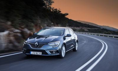 Νέο χρηματοδοτικό πρόγραμμα για τα Renault MEGANE & Renault KAJDAR Η TEOREN MOTORS δημιούργησε ένα νέο, ιδιαίτερα προνομιακό, χρηματοδοτικό πρόγραμμα για τα Renault MEGANE και Renault KADJAR. Τα Renault MEGANE και Renault KADJAR ενσωματώνουν πλήρως τόσο τη νέα σχεδιαστική ταυτότητα, όσο και τα προηγμένα τεχνολογικά συστήματα της Renault που συναντά κανείς μόνο σε μοντέλα μεγαλύτερων κατηγοριών, όπως τα Talisman και Espace. Έχοντας το κάθε ένα το δικό του ιδιαίτερο χαρακτήρα, καταφέρνουν εξίσου αποτελεσματικά να καλύψουν τις ανάγκες μιας ευρείας γκάμας καταναλωτών στοχεύοντας στο οδηγοκεντρικό προφίλ και την τεχνολογία στην περίπτωση του MEGANE και στον περιπετειώδη χαρακτήρα και την πρακτικότητα στην περίπτωση του KADJAR. Η TEOREN MOTORS, δημιούργησε ειδικά για τα δύο μοντέλα ένα ιδιαίτερα προνομιακό πρόγραμμα χρηματοδότησης όπου ο αγοραστής έχει τη δυνατότητα να επιλέξει το ποσό της προκαταβολής και τον αριθμό δόσεων που ταιριάζουν καλύτερα στις ανάγκες του. Κοινός παρανομαστής σε κάθε περίπτωση είναι το ιδιαίτερα χαμηλό επιτόκιο του 3,9%*. Το νέο χρηματοδοτικό πρόγραμμα θα ισχύει μέχρι και το τέλος Απριλίου. * 3,9% επιδοτούμενο επιτόκιο (πλέον εισφοράς 0,6% του Ν.128/75)