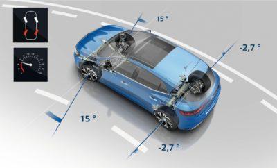 Η λειτουργία του συστήματος 4Control από μια διαφορετική οπτική Η Renault δημιούργησε ένα πρωτότυπο video με σκοπό να εξηγήσει με απλό τρόπο τα πλεονεκτήματα που προσφέρει στο νέο MEGANE το πρωτοποριακό σύστημα ενεργής τετραδιεύθυνσης 4Control*. Το Renault MEGANE δημιουργήθηκε με στόχο να θέσει τον πήχη στην κατηγορία του όσον αφορά στην αισθητική, την τεχνολογία, αλλά και την οδηγική απόλαυση. Σημαντικό συστατικό σε αυτή τη συνταγή αποτελεί η εφαρμογή –για πρώτη φορά στην κατηγορία- του συστήματος ενεργής τετραδιεύθυνσης 4Control. Πρόκειται για μια εφαρμογή προηγμένης τεχνολογίας η οποία ανάλογα με την ταχύτητα του οχήματος στρέφει τους πίσω τροχούς στην ίδια ή την αντίθετη κατεύθυνση από τους εμπρός, προσφέροντας κορυφαία χαρακτηριστικά ευελιξίας και σταθερότητας. Η εφαρμογή του συστήματος στα MEGANE GT και πιο πρόσφατα στο νέο MEGANE R.S., πέρα από τα αναβαθμισμένα χαρακτηριστικά άνεσης και ασφάλειας έχει ως αποτέλεσμα και τη βελτίωση της οδηγικής απόλαυσης που προσφέρει το αυτοκίνητο στο δρόμο, αλλά και την πίστα. Η Renault Sport δημιούργησε ένα πρωτότυπο video για να δείξει από μια διαφορετική οπτική τη λειτουργία, αλλά και τα πλεονεκτήματα που προσφέρει το 4Control. Δείτε τη λειτουργία του συστήματος 4Control από μια διαφορετική οπτική: https://youtu.be/f9FnyOb4rSc *To σύστημα ενεργής τετραδιεύθυνσης 4Contrοl αναπτύχθηκε με την συνεργασία των μηχανικών της Renault και της Renault Sport. Μέχρι την εφαρμογή του στο νέο MEGANE είχε χρησιμοποιηθεί σε μοντέλα της Renault μεγαλύτερων κατηγοριών με στόχο να τους προσφέρει κορυφαία χαρακτηριστικά ευελιξίας και σταθερότητας. Η πιο πρόσφατη έκδοση του συστήματος που χρησιμοποιείται στα νέα MEGANE GT & MEGANE R.S. αποδεικνύει την αποτελεσματικότητά του και όσον αφορά στην σπορ οδήγηση.