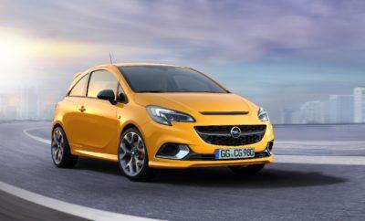 """Το νέο Opel Corsa GSi 21.03.2018 Print Print Word Συνέχιση της παράδοσης GSi: Το Opel Corsa GSi ακολουθεί το Insignia GSi Απόλυτη ακρίβεια: Σπορ πλαίσιο από το γρήγορο 'αδελφάκι' του, Corsa OPC Ασυμβίβαστη εμφάνιση: Δυναμική σχεδίαση Opel με ζωηρές και ακριβείς γραμμές Αίσθηση άνεσης : Καθίσματα Recaro και σπορ τιμόνι στο εσωτερικό, στοιχεία carbon στο εξωτερικό Απόλυτη ακρίβεια για γνήσια οδηγική απόλαυση: Μετά την εντυπωσιακή έλευση του μεσαίου Opel Insignia GSi, η παράδοση GSi συνεχίζεται τώρα με το νέο Opel Corsa GSi στη μικρή κατηγορία. Ένα σπορ 'όργανο' ακριβείας με άριστη συμπεριφορά στις στροφές χάρη στο σπορ πλαίσιο, που έχει ρυθμιστεί στο Nordschleife, στην πίστα του Nürburgring. Η εξωτερική σχεδίαση του Corsa GSi δεν αφήνει καμία αμφιβολία: Πρόκειται για έναν πραγματικό αθλητή που είναι εξίσου εντυπωσιακός στην καθημερινή οδήγηση. «Συνεχίζουμε την μακρόχρονη παράδοση GSi με το νέο Corsa GSi. Υπήρχε ήδη μία ιδιαίτερα σπορ έκδοση του πρώτου Corsa, που θεωρείται πλέον ένα περιζήτητο κλασσικό μοντέλο. Ο νέος μας αθλητής θα εγκαινιάσει νέα πρότυπα στην κατηγορία με το σπορ πλαίσιο OPC» δήλωσε ο Peter Küspert, Διευθύνων Σύμβουλος της Opel, Πωλήσεις και Marketing. Πιστό στο σλόγκαν """"hot, hotter, Corsa GSi"""", το τρίθυρο μικρό μοντέλο εντυπωσιάζει με τις ακριβείς γραμμές του: Έχει τη δική του μοναδική σχεδίαση με μεγάλους αεραγωγούς, ανάγλυφο καπό, περίοπτη πίσω αεροτομή και διαμορφωμένα με ακρίβεια μαρσπιέ. Παρατηρώντας το από μπροστά, το τολμηρό Opel GSi εντυπωσιάζει με μία μεγάλη κυψελοειδή μάσκα και το κεντρικό έμβλημα της Opel (Opel Blitz) υποστηριζόμενο από δύο «φτερά», ενώ την εικόνα ολοκληρώνουν τα καλύμματα εξωτερικών καθρεπτών, με αγωνιστική εμφάνιση carbon. Τα χρωμιωμένα πλαίσια που συνδέονται οπτικά με μία οριζόντια γραμμή, μέσω μαύρων εγκάρσιων στοιχείων στο εμπρός τμήμα, σε συνδυασμό με τη μαύρη τραβέρσα στο καπό αναδεικνύουν στο σπορ χαρακτήρα του μοντέλου. Το έντονο αθλητικό στυλ συνεχίζεται και στο πίσω τμήμα. Η προεξέχουσα αεροτομή στην άκρη της ο"""