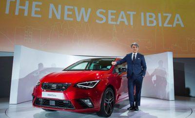 To SEAT Ibiza συνεχίζει τις διακρίσεις του και στον Eυρωπαϊκό θεσμό Car of the Year 2018 / Το SEAT Ibiza κατέκτησε τη δεύτερη θέση στο Car of the Year 2018 / Mία ακόμη σημαντική διάκριση στην συνεχώς αυξανόμενη λίστα των επιτυχιών του Ισπανικού μοντέλου / Ο συνδυασμός του ξεχωριστού στυλ, της εξαιρετικής δυναμικής οδήγησης και της λειτουργικότητας κέρδισαν την αναγνώριση / 60 έγκρητα μέλη της επιτροπής από όλη την Ευρώπη αξιολόγησαν το SEAT Ibiza ως ένα από τα κορυφαία αυτοκίνητα που κυκλοφόρησαν το περασμένο έτος Το SEAT Ibiza συνεχίζει τις σημαντικές διακρίσεις του και το 2018, με την κατάκτηση της δεύτερης θέσης στον κορυφαίο Ευρωπαϊκό θεσμό Car of the Year 2018. Στα πλαίσια της Έκθεσης της Γενεύης, 60 δημοσιογράφοι του Ειδικού Τύπου από 23 Ευρωπαϊκές χώρες που απαρτίζουν την επιτροπή του θεσμού, χάρισαν στο SEAT Ibiza τη 2η θέση της τελικής κατάταξης, μπροστά από τα άλλα υποψήφια καταξιωμένα μοντέλα, αναγνωρίζοντας το ξεχωριστό του στυλ, την εξαιρετικής δυναμική οδήγηση και την λειτουργικότητά του. Ο καταξιωμένος θεσμός Car of the Year, που φέτος γιορτάζει την 55η επέτειό του, βραβεύει τα καλύτερα αυτοκινήτα που κυκλοφόρησαν στην αγορά το προηγούμενο έτος και τα αποτελέσματα ανακοινώνονται παραδοσιακά στα πλαίσια της Έκθεσης της Γενεύης. Έχοντας ήδη προσθέσει στη λίστα των επιτυχιών του κορυφαίες διακρίσεις όπως, Best Supermini - Car of the Year 2018 Awards Ηνωμένου Βασιλείου, Carro do Ano – Πορτογαλία και Car of the Year 2018 – Φιλανδία & Ισπανία μεταξύ άλλων, το ασημένιο μετάλλιο στο CΟΤΥ 2018 έρχεται να αναγνωρίσει για μια ακόμη φορά την αξία του Ισπανικού super mini. Στην χώρα μας θυμίζουμε ότι το νέο SEAT Ibiza ήταν και εδώ ανάμεσα στα 10 αυτοκίνητα φιναλίστ στον θεσμό «Αυτοκίνητο της Χρονιάς για την Ελλάδα», όπου μετά από σκληρή μάχη, κατέκτησε τελικά την 2η θέση με μόλις 1 βαθμό διαφορά από τον νικητή. Μοναδικό μέλος της επιτροπής που εκπροσωπεί την χώρα μας στον θεσμό του COTY είναι ο κος Στράτης Χατζηπαναγιώτου, ο οποίος στην τελική φάση του θεσμού μοίρ