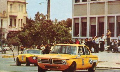 Γεννημένος το 1944 στην Αθήνα, μεγαλούργησε στις εποχές της δόξας των ελληνικών αγώνων, καθώς συμμετείχε σε αγώνες Ταχύτητας, σε Αναβάσεις και σε Ράλι από το μέσον της δεκαετίας του 1960 μέχρι το μέσον της δεκαετίας του 1980. Η ταχύτητα και ο άκρως θεαματικός τρόπος οδήγησης που πήγαζαν από το αστείρευτο ταλέντο του, καθώς και η πολυετής συνεργασία του με τις επίσημες αγωνιστικές ομάδες της Alfa Romeo και της Nissan, τον κατατάσσουν ανάμεσα στους θρυλικότερους οδηγούς και στις ισχυρότερες προσωπικότητες που κόσμησαν το χώρο. Ξεκινώντας το 1966, ήταν ο δημιουργός ορισμένων εκ των σημαντικότερων στιγμών των ελληνικών αγώνων: Είτε με τον σηκωμένο τροχό της GTAm στο Τατόι, είτε με την BMW 2002 Electronica στο σιρκουί της Κέρκυρας ή της Νέας Σμύρνης, είτε με το Nissan 240 RS στο Ράλι Ακρόπολις. Στο Ακρόπολις, συγκεκριμένα, κατάφερε να τερματίσει οκτώ φορές μέσα στην πρώτη οκτάδα. Κορυφαία αποτελέσματα ήταν η 4η θέση του 1976, με Alfa Romeo Alfetta GT και η 5η θέση του 1982, με Datsun Violet GTS. Τέσσερις φορές αναδείχθηκε πρώτος Έλληνας (1981, 1982, 1984, 1985), αρχικά με τα Datsun κι έπειτα με το Nissan 240 RS.