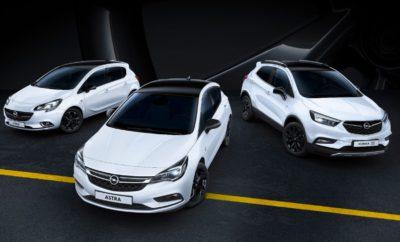 """Σπορ και σοφιστικέ: Δίχρωμο Astra με οροφή, εξωτερικούς καθρέπτες και ζάντες αλουμινίου σε εντυπωσιακό μαύρο Στυλ: Μοντέλα, από το Corsa μέχρι το Mokka X με μαύρα ένθετα Χρηματοδοτικό Πρόγραμμα: Επιτόκιο 2,9%, Προκαταβολή από 30% και έως 48 Δόσεις Το Opel Astra είναι τώρα ακόμα πιο αθλητικό, προηγμένο και ξεχωριστό από ποτέ. Για πρώτη φορά, το επιτυχημένο συμπαγές μοντέλο διατίθεται σε δίχρωμη έκδοση, με οροφή, εξωτερικούς καθρέπτες και ζάντες αλουμινίου σε μαύρο που δημιουργεί μία εντυπωσιακή αντίθεση με το αμάξωμα. Το μικρό, χαρισματικό Opel Corsa και το δημοφιλές SUV Opel Mokka X διατίθενται επίσης κατόπιν παραγγελίας με οροφή, εξωτερικούς καθρέπτες και ζάντες με προαιρετικά, κομψά μαύρα ένθετα, επιβεβαιώνοντας το 'Black is beautiful'. Από τότε που λανσαρίστηκε η σημερινή γενιά Astra πριν από δύο χρόνια, έχει εντυπωσιάσει με τις κορυφαίες τεχνολογίες, τη συνδεσιμότητα, το υψηλό επίπεδο άνεσης και κυρίως με τη δυναμική της σχεδίαση. Τώρα ανεβάζει ακόμα ψηλότερα τον πήχη με το πακέτο εξοπλισμού """"Black Edition"""". Απευθύνεται σε οδηγούς Astra που αγαπούν το ξεχωριστό στυλ, καθώς το bestseller μας εντυπωσιάζει με την οροφή και τους εξωτερικούς καθρέπτες σε Onyx black και τις επίσης μαύρες ζάντες αλουμινίου 17-ιντσών σε σχέδιο πέντε διπλών ακτίνων. Το ελκυστικό πακέτο διατίθεται με την έκδοση Innovation με πρόσθετο κόστος 495 ευρώ (προτεινόμενη τιμή λιανικής με ΦΠΑ) Το δημοφιλές SUV Opel Mokka X διατίθεται στην έκδοση """"Black Edition"""" με γυαλιστερή μαύρη οροφή, εξωτερικούς καθρέπτες και ζάντες 18-ιντσών, δέκα ακτίνων, στην ίδια λαμπερή μαύρη απόχρωση, υπογραμμίζοντας τη σπορ, μυώδη εντυπωσιακή εμφάνιση ενός μοντέλου που λατρεύει την περιπέτεια. Βασίζεται στην έκδοση Explore και η τιμή του ξεκινά από 22.650 ευρώ με τετρακίνηση. (προτεινόμενη τιμή λιανικής με ΦΠΑ) Τέλος, το μικρό χαρισματικό Opel Corsa αποκτά μία ξεχωριστή φινέτσα που μαγνητίζει άμεσα το βλέμμα. Η έκδοση """"Black Edition"""" προσφέρει επιπλέον της έκδοσης Innovation την οροφή, τους εξωτερικοί καθρέπτες, τη μάσκ"""