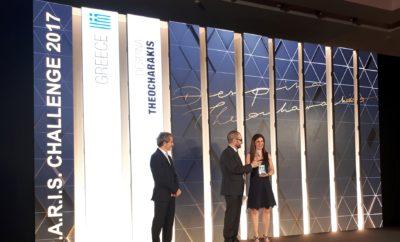 """Η TEOREN MOTORS Β. Ν. ΘΕΟΧΑΡΑΚΗΣ, αποκλειστικός εισαγωγέας των αυτοκινήτων Renault & Dacia στην Ελλάδα, βραβεύτηκε από το GROUPE RENAULT στα πλαίσια του παγκόσμιου διαγωνισμού """"P.A.R.I.S. CHALLENGE"""". Μετά την πρώτη της βράβευση το 2015 στα πλαίσια του P.A.R.I.S. Challenge 2014, η TEOREN MOTORS βραβεύτηκε για 2η φορά από το GROUPE RENAULT για την εξαιρετική της πορεία το 2017. Η βράβευση έχει ιδιαίτερη βαρύτητα, δεδομένου ότι η TEOREN MOTORS είναι μία από τις μόλις έντεκα εταιρείες που βραβεύτηκαν, ανάμεσα σε 78 χώρες σε παγκόσμιο επίπεδο. Η ιδιαιτέρως τιμητική διάκριση στο Partners Awards: Renault International Sales (P.A.R.I.S CHALLENGE), για την TEOREN MOTORS, έρχεται ως αποτέλεσμα της εξαιρετικής πορείας της στον τομέα των πωλήσεων και των υπηρεσιών After Sales για το 2017. Η τελετή βράβευσης πραγματοποιήθηκε πριν από λίγες ημέρες στο Παρίσι, στο Musée de l'Homme, όπου εκτός από την ηγετική ομάδα του Groupe Renault, την εκδήλωση τίμησε με την παρουσία του και ο θρύλος του μηχανοκίνητου αθλητισμού, Alain Prost. Στη βράβευση παρευρέθηκαν για την TEOREN MOTORS, η Αντιπρόεδρος και Αναπληρώτρια Διευθύνουσα Σύμβουλος κα. Ντένη Θεοχαράκη, ο Εμπορικός Διευθυντής κ. Βασίλης Ευθυμιάδης, καθώς και ο Διευθυντής Πωλήσεων κ. Γιώργος Σταμέλος. Αυτή η σημαντικότατη διάκριση για την TEOREN MOTORS, είναι αποτέλεσμα των συντονισμένων κινήσεων, της οργανωτικής αναδιάρθρωσης και της επένδυσης που πραγματοποίησε η εταιρεία σε όλους τους τομείς και εντάσσονται στο πλαίσιο των προσπαθειών της, ώστε οι Renault και Dacia να συνεχίσουν τη σταθερά ανοδική τους πορεία στην Ελληνική αγορά αυτοκινήτου."""