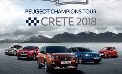 """Όλα τα νέα μοντέλα της Peugeot αλλά και προσεκτικά επιλεγμένα - εγγυημένα μεταχειρισμένα Peugeot, θα επισκεφθούν όλους τους νομούς της Κρήτης για να βρεθούν κοντά στους υποψήφιους πελάτες τους! Από τις 23 Απριλίου έως το τέλος Μάιου, το PEUGEOT CHAMPIONS TOUR θα γυρίσει όλη την Κρήτη και θα δώσει στο κοινό την δυνατότητα να δει από κοντά όλα τα μοντέλα της Peugeot - που αποτελεί συνώνυμο της πολυτέλειας και της άνεσης, και που οι οδηγοί επιβράβευσαν με εντυπωσιακές πωλήσεις στην Ελλάδα και παγκοσμίως. Οι ενδιαφερόμενοι που θα βρεθούν στους νομούς της Κρήτης κατά την διάρκεια του Peugeot Champions Tour, θα δουν από κοντά και θα οδηγήσουν τα νέα PEUGEOT 108, 208, 301, 308, 2008 και φυσικά, το «Αυτοκίνητο της Χρονιάς 2017», SUV PEUGEOT 3008 που έκανε την έκπληξη στην κατηγορία του. Επιπλέον, θα έχουν την δυνατότητα να απολαύσουν τις σπορ εκδόσεις 208 και 308 GTi by Peugeot Sport, καθώς και το ολοκαίνουριο PEUGEOT 5008 που φέρνει νέα δεδομένα στην κατηγορία του ως ένα premium SUV με γενναιόδωρες διαστάσεις και με την δυνατότητα 7-θέσιας διάταξης. H γκάμα των επαγγελματικών αυτοκινήτων της Peugeot δεν θα μπορούσε να λείπει με τα Bipper, Partner, Expert και Boxer να δηλώνουν το παρόν σε όλη την Κρήτη! Εγγυημένα Μεταχειρισμένα Οι εκπλήξεις όμως δεν σταματούν εδώ γιατί στο ταξίδι των πρωταθλητών της PEUGEOT ανά την Ελλάδα, θα βρίσκονται προς πώληση πολλά, προσεκτικά επιλεγμένα και εγγυημένα μεταχειρισμένα σαν καινούρια, με την σφραγίδα της ελληνικής αντιπροσωπείας. Εξειδικευμένη Υποστήριξη από τους Peugeot Champions Αφού οι επισκέπτες απολαύσουν την εμπειρία οδήγησης ενός νέου ή μεταχειρισμένου PEUGEOT, το εξειδικευμένο προσωπικό της εταιρίας θα είναι διαθέσιμο για να την επιλογή του κατάλληλου μοντέλου της Peugeot αλλά και για την διαμόρφωση ενός προγράμματος απόκτησης που θα ταιριάζει απόλυτα στις δυνατότητές τους για μία εμπειρία αγοράς χωρίς άγχος. Πρώτος σταθμός για το """"Peugeot Champions Tour"""" είναι η πόλη των Χανιών με την συμμετοχή του επίσημου διανομέα της μάρκας, P"""