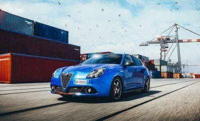"""Νέα Alfa Romeo Giulietta Sport με νέα πακέτα εξοπλισμού και εξαιρετικά ανταγωνιστική τιμή H Giulietta επιστρέφει πιο Sport από ποτέ, σε μια νέα έκδοση με ξεχωριστή εμφάνιση και μοναδικά χαρακτηριστικά! Το μοντέλο που ενσαρκώνει το απαράμιλλο """"Alfa Spirit"""" με τον πιο αυθεντικό τρόπο έρχεται ανανεωμένο, με μια ολοκαίνουργια έκδοση που δημιουργήθηκε με σκοπό να οδηγήσει την έννοια του """"sport"""" σε άλλα επίπεδα. Το ήδη ελκυστικό πακέτο της βασικής έκδοσης Giulietta, που περιλαμβάνει, μεταξύ άλλων, A/C, 6 αερόσακους, ESP/Hill Holder/e-Q2, ηλεκτρικά ρυθμιζόμενους και θερμαινόμενους καθρέπτες, επιλογέα οδήγησης ALFA DNA, DRL και πίσω φώτα LED, σύστημα U-connect με οθόνη αφής 5'', Bluetooth και χειριστήρια στο τιμόνι και ζάντες αλουμινίου 16''εμπλουτίζεται, για την ολοκαίνουργια έκδοση Giulietta Sport, με τις εξής προσθήκες: σπορ εμπρός προφυλακτήρα με κόκκινο περίγραμμα, σπορ πίσω διαχύτη με μεγαλύτερη διπλή απόληξη εξάτμισης, πλευρικά μαρσπιέ, μαύρο εσωτερικό στον ουρανό και τις κολώνες, ζάντες αλουμινίου 17'', σκούρα πίσω κρύσταλλα, προβολείς ομίχλης, εμπρός υποβραχιόνιο και cruise control. Φυσικά, κάθε αυτοκίνητο Alfa Romeo είναι τόσο μοναδικό, όσο και ο κάθε οδηγός του. Έτσι, η νέα Giulietta Sport μπορεί να διαμορφωθεί με ιδιαίτερο τρόπο, χάρη στη μεγάλη γκάμα χαρακτηριστικών και πακέτων εξοπλισμού που προσφέρονται. Ο σπορ χαρακτήρας του αυτοκινήτου αναδεικνύεται στον μέγιστο βαθμό με το εντυπωσιακό Μπλε Misano, ενώ το μοντέλο είναι διαθέσιμο και σε 11 επιπλέον χρωματικές επιλογές. Τα νέα πακέτα προαιρετικού εξοπλισμού είναι εξίσου ελκυστικά, και σχεδιασμένα για να καλύπτουν διαφορετικές ανάγκες και απαιτήσεις. Συγκεκριμένα, στο πακέτο Tech συμπεριλαμβάνονται: Radio Alpine (με υψηλής ποιότητας οθόνη αφής 7'' και υποστήριξη Video, Bluetooth audio streaming, κόκκινο διακριτικό φωτισμό, θύρες USB/AUX και HDMI, χειριστήρια στο τιμόνι με 8 κουμπιά ελέγχου), κάμερα οπισθοπορείας και πρίζα 12V στο χώρο αποσκευών. Το πακέτο συνδέεται υποχρεωτικά με τους πίσω αισθητήρες παρκαρίσμ"""