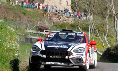 • Το Σαββατοκύριακο τα αγωνιστικά αυτοκίνητα Abarth 124 θα αγωνίζονται στην Γαλλία και στην Δημοκρατία της Τσεχίας. • Οι νεαροί οδηγοί του πρωταθλήματος ADAC F4 που επιχορηγούνται από το πρωτάθλημα αγώνων της Abarth αγωνίζονται στην πίστα του Lausitzring στη Γερμανία. Δεν υπάρχει διακοπή στην σεζόν του Abarth 124 rally Selenia International Challenge, καθώς αυτό το Σαββατοκύριακο δύο ιδιωτικά πληρώματα αγωνίζονται σε εκδηλώσεις στην Γαλλία και την Δημοκρατία της Τσεχίας. Ταυτόχρονα, ο αγώνας στο Lausitzring της Γερμανίας φιλοξενεί την τρίτη συνάντηση του πρωταθλήματος ADAC F4 που πατρονάρεται από την Abarth. Ο νεαρός Γάλλος οδηγός Nicolas Ciamin, με τον καθοδηγητή του Thilbaut De la Haye, θα οδηγήσει το Abarth 124 rally της αγωνιστικής ομάδας του Μιλάνο στο Rallye d'Antibes, την τρίτη εκδήλωση στα Γαλλικά πρωταθλήματα, ο οποίος ξεκινάει από το θέρετρο των διακοπών στο Côte d'Azur στις 8.15 τo Σαββάτου 19 Μαΐου. Ανανεωμένοι από τη θεαματική, εμφατική νίκη τους στην κατηγορία R-GT του Rallye Lyon-Charbonnières, ο Ciamin και το Abarth 124 έχουν αξιολογηθεί σαν φαβορί σε μία ιδιαιτέρως όμορφη διαδρομή η οποία είναι εν μέρει η ίδια με εκείνη του Rallye de Montecarlo, με τις ειδικές διαδρομές του Col de Turini και του Col de Braus. Ταυτόχρονα, το Rally Krumlov θα λάβει χώρα στην Δημοκρατία της Τσεχίας, με την συμμετοχή του Abarth 124 rally της ομάδας Agrotec Czech Abarth, που θα οδηγηθεί από τον Martin Rada (CZE) και τον Jaroslav Jugas (CZE). Ο αγώνας είναι σε δύο τμήματα με 15 ειδικές διαδρομές (158 km χρονομετρούμενων διαδρομών) με μία διαδρομή από συνολικά 532 km. Στην Γερμανία, η εκδήλωση του τρίτου πρωταθλήματος ADAC F4 που επιχορηγούνται από την Abarth λαμβάνει χώρα στην πίστα του Lausitzring, με την συμμετοχή περίπου τριάντα νεαρών οδηγών στα μονοθέσια Tatuus με κινητήρες Abarth. Μετά από τις πρώτες δύο εκδηλώσεις, ο Γερμανός οδηγός Lirim Zendeli είναι επικεφαλής της συνολικής κατάταξης, με 4 νίκες σε 6 αγώνες. Ο David Schumacher, γιος του προηγούμενου οδηγού της F