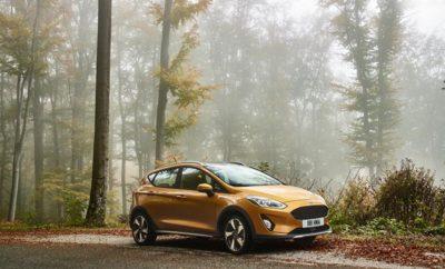 """Συνεχίζεται η Επιτυχημένη Πορεία του Νέου Ford Fiesta – Ξεκινά στην Ελλάδα η Διάθεση των Νέων Εκδόσεων Active • Η Εξαιρετική πορεία του νέου Ford Fiesta στην Ελλάδα συνεχίστηκε και τον μήνα Μάρτιο – Το δημοφιλές σούπερ-μίνι διπλασίασε τις πωλήσεις του • H γκάμα Fiesta εμπλουτίζεται με τις νέες εκδόσεις Active - Ενισχυμένος Crossover χαρακτήρας με ποιότητα, κορυφαίες τεχνολογίες και την οδική συμπεριφορά ενός Ford Fiesta • Με τιμές που ξεκινούν από 17.244€ και ευέλικτα χρηματοδοτικά προγράμματα με χαμηλό επιτόκιο από 2,99%*, το νέο Ford Fiesta Active είναι εδώ για να χαρίσει ακόμα περισσότερα οδηγικά χαμόγελα Το νέο Ford Fiesta συνεχίζει την εξαιρετική του πορεία στην Ελληνική αγορά διπλασιάζοντας τις πωλήσεις του και τον μήνα Μάρτιο σε σύγκριση με πέρσι (+100%)*. Η επίδοση αυτή έρχεται να συνεχίσει την αντίστοιχη πορεία κατά τους δύο πρώτους μήνες της χρονιάς (Ιανουάριο και Φεβρουάριο), γεγονός που καταδεικνύει την εμπιστοσύνη που δείχνουν οι Έλληνες καταναλωτές σε αυτό το τεχνολογικά προηγμένο και ποιοτικό αυτοκίνητο. Παράλληλα, πιστή στον αρχικό προγραμματισμό της, η Ford συνεχίζει το δυναμικό λανσάρισμα του νέου Ford Fiesta που άρχισε πριν από σχεδόν ένα χρόνο. Μετά τις """"αρχικές"""" εκδόσεις Business και Titanium που πρώτη στην Ευρώπη υποδέχθηκε η χώρα μας, το λανσάρισμα των σπορτίφ εκδόσεων ST-Line και των πολυτελών Vignale στην αρχή του χρόνου, ήρθε η ώρα για τη διάθεση της νέας crossover έκδοσης Active που εδώ και λίγες ημέρες βρίσκεται σε όλες τις εκθέσεις Ford στην Ελλάδα. Το νέο Fiesta Active είναι το πρώτο από μια νέα σειρά εκδόσεων με crossover χαρακτηριστικά που θα παρουσιαστούν από τη Ford τα επόμενα χρόνια. Συνδυάζει τα πλεονεκτήματα ενός SUV, όπως το νέο Ford EcoSport που παρουσιάστηκε πρόσφατα, με τη δυναμική συμπεριφορά των υπόλοιπων εκδόσεων Fiesta. Διαθέτει ιδιαίτερη εξωτερική εμφάνιση και μεγαλύτερη απόσταση από το έδαφος, - στοιχείο που επιτρέπει την κίνηση εκτός δρόμου με περισσότερη ευκολία και άνεση. Φυσικά, ενσωματώνει όλα εκείνα τα στοιχεία, π"""