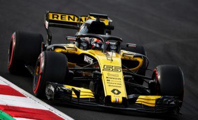 High Five για τη Renault! Η Renault Sport Formula One Team, ετοιμάζεται για το Grand Prix στην πίστα της Βαρκελώνης και όλα δείχνουν ότι το 5 θα είναι ο τυχερός αριθμός της ομάδας και του οδηγού της Carlos Sainz. Η Renault, με την επιστροφή της σε επίπεδο πλήρους εμπλοκής στο Παγκόσμιο Πρωτάθλημα της Formula 1, ακολουθεί ένα πλάνο αναδιοργάνωσης ώστε να δημιουργήσει μια αποδοτική ομάδα η οποία θα πρωταγωνιστεί σε όλα τα επίπεδα. Ο υψηλός ανταγωνισμός και η πληθώρα των μεταβλητών στη Formula 1 απαιτούν χρόνο ώστε μία ομάδα να αγγίξει την κορυφή, παρ' όλα αυτά η ομάδα βρίσκεται στο σωστό δρόμο ακολουθώντας με επιτυχία το στρατηγικό σχέδιο αναδιάρθρωσης. Σε κάθε περίπτωση η σταθερότητα και η δέσμευση της Renault για εμπλοκή στη Formula 1 σε βάθος χρόνου, αποτελούν τον πυλώνα πάνω στον οποίο οικοδομείται η Renault Sport Formula One Team. Με κύριο στόχο για την αρχή της χρονιάς την καλύτερη δυνατή αξιοπιστία της μονάδας ισχύος, η Renault R.S. 18 στον 5ο αγώνα της χρονιάς θα παρουσιαστεί με ορισμένες βελτιώσεις τόσο στον τομέα της αεροδυναμικής, όσο και του κινητήρα. Στόχος να συνεχιστούν οι καλές εμφανίσεις και η σταθερή συγκομιδή βαθμών. Εκτός από το ότι πρόκειται για τον 5ος αγώνα της χρονιάς, ο αριθμός 5 δείχνει ότι θα έχει ιδιαίτερη σημασία για τη Renault Sport Formula One Team στην Ισπανία, αφού όπως φαίνεται παρακάτω εμφανίζεται αρκετά συχνά στα σχετικά στατιστικά στοιχεία. • Η Renault Sport Formula One Team έρχεται στον 5ο αγώνα της χρονιάς, ενώ βρίσκεται στην 5η θέση στο Πρωτάθλημα των Κατασκευαστών. • Ο αριθμός του μονοθεσίου του Carlos Sainz είναι το 55. • Στον προηγούμενο αγώνα στο Μπακού, ο Carlos Sainz πέτυχε την καλύτερη επίδοση της ομάδας κατακτώντας την 5η θέση. • Στο αγώνα της προηγούμενης χρονιάς, ο Sainz κέρδισε 5 θέσεις εκκινώντας από την 12η θέση και τερματίζοντας τελικά στην 7η. • Κατά μέσο όρο ο Carlos Sainz στην καριέρα του στην Formula 1 κατακτά 5 πόντους ανά αγώνα στο GP της Ισπανίας. • Στο 55% του γύρου τα μονοθέσια οδηγούνται με πλήρη ισχύ. • 