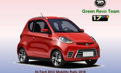 Η Zhidou Greece στο 11ο Hi-Tech EcoMobility Rally 2018 Ξεκινά αύριο από την παραλία Θεσσαλονίκης το 11ο Hi-Tech Ecomobility Rally, το οποίο αποτελεί τον 3ο αγώνα του E-Rally Regularity Cup της FIA. Ανάμεσα στα φιλικά προς το περιβάλλον αυτοκίνητα που συμμετέχουν στην αγωνιστική εκδήλωση οι θεατές μπορούν να δουν από κοντά το τεχνολογικά προηγμένο Zhidou D2 που συμμετέχει για πρώτη φορά σε αγωνιστική εκδήλωση του είδους. Φαίνεται πως η συμπρωτεύουσα ταιριάζει στο αυτοκίνητο της Zhidou Greece – Ν. Ζυμπάς ΑΕ αφού η εταιρεία πριν λίγες εβδομάδες έκανε στην Θεσσαλονίκη στο πλαίσιο της Έκθεσης Auto Festival την παρθενική της εμφάνιση στην Ελληνική αγορά. Υπενθυμίζουμε πως το αμιγώς ηλεκτρικό Zhidou D2 είναι ένα κόμπακτ προσθιοκίνητο αυτοκίνητο πόλης με πολύ καλές επιδόσεις (ανώτατη ταχ. 90 χλμ./ώρα με ηλεκτρονικό περιοριστή), εξαιρετική αυτονομία (180 χλμ.) χάρη στην συστοιχία προηγμένων μπαταριών λιθίου με ηλεκτρόδια υψηλής απόδοσης τελευταία γενιάς (τύπος LiNiCoMnO2), εκπληκτική οικονομία (1,1 € ανά 100 χλμ.), σχεδόν μηδενικό κόστος συντήρησης και υπερπλήρες πακέτο στάνταρ εξοπλισμού (ηλεκτρικά παράθυρα, καθρέπτες, και κλειδαριές, υποβοηθούμενο σύστημα διεύθυνσης, αυτόματο κλιματισμό, οθόνη διασύνδεσης πολυμέσων συστήματος Android, δερμάτινα-πλήρως ρυθμιζόμενα καθίσματα και τιμόνι, σύστημα εκκίνησης χωρίς κλειδί, ζάντες αλουμινίου, κ.ά.). Σύμφωνα με το πρόγραμμα του «Hi-Tech EcoMobility Rally» το D2 μαζί με τα άλλα αυτοκίνητα που συμμετέχουν στον αγώνα θα συγκεντρωθούν το πρωί του Σαββάτου 26/5 στο χώρο του Δημαρχείου Θεσσαλονίκης για τις διαδικασίες του διοικητικού και τεχνικού ελέγχου και στις 15:00 θα εκκινήσουν από το χώρο του αγάλματος του Μ. Αλεξάνδρου για το 1ο σκέλος της διαδρομής. Θα επιστρέψουν στο χώρο του Δημαρχείου αργά το απόγευμα όπου και θα παραμείνουν μέχρι τις 8:30 το πρωί της Κυριακής 27/5 όταν θα αναχωρήσουν για το 2ο και τελευταίο σκέλος του αγώνα. Το βράδυ της Κυριακής η εκδήλωση θα κλείσει με την τελετή απονομής των επάθλων που θα πραγματοποιηθεί 