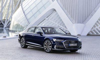 """Το Audi Α8 βραβεύθηκε ως «το πιο καινοτόμο μοντέλο της χρονιάς» • Δύο πολύ σημαντικά βραβεία για την Audi στο θεσμό """"Automotive Innovations Awards"""" • To A8 βραβεύθηκε ως το πιο καινοτόμο μοντέλο του 2018 ενώ η Audi ώς το πιο καινοτόμο premium brand στην τεχνολογία της αυτόνομης οδήγησης Το νέο Audi A8 ανακηρύχθηκε το πιο καινοτόμο μοντέλο του 2018 και η Audi ως η πιο καινοτόμα premium μάρκα, στην κατηγορία «αυτόνομη οδήγηση και ασφάλεια». Αυτή ήταν η ετυμηγορία των μελών της επιτροπής που απονέμει τα βραβεία """"Automotive Innovations Awards"""". Πρόκειται για έναν ετήσιο θεσμό βραβείων στη Γερμανία, την κοιτίδα της τεχνολογικής πρωτοπορίας, που διοργανώνουν από κοινού το """"Center of Automotive Management"""" και η εταιρεία συμβούλων PricewaterhouseCoopers. Το βραβείο για το A8 αποτελεί έμπρακτη επιβράβευση από τη μεριά των ειδικών για τις αναρίθμητες καινοτομίες που φέρει η ναυαρχίδα της Audi. Από την Ενεργή Ανάρτηση με Laser Scanner (http://goo.gl/c6d746), η οποία, εκτός της άνεσης που προσφέρει «διαβάζοντας» εκ των προτέρων το οδόστρωμα, σε επικείμενη σύγκρουση ανασηκώνει το αμάξωμα κατά μερικά εκατοστά ώστε να προστατευθούν οι επιβάτες, έως τα φώτα HD Matrix LED που προσφέρουν εξαιρετικό φωτισμό. Αντίστοιχα, οι τεχνολογίες αυτόνομης οδήγησης που παρουσίασε η Audi στο Audi Aicon, ένα πρωτότυπο που χαρακτηρίζεται από την απουσία τόσο του τιμονιού όσο και των πεντάλ ελέγχου, κρίθηκαν ως «συναρπαστικές» και ως η φυσική εξέλιξη όλων των συστημάτων υποβοήθησης του οδηγού, που έχει παρουσιάσει η Audi στο Α8. «Είμαστε ενθουσιασμένοι με τα δύο αυτά βραβεία», δήλωσε ο Peter Mertens (Πέτερ Μέρτενς), μέλος του Διοικητικού Συμβουλίου της Audi AG, με ευθύνη για την Τεχνική Ανάπτυξη της μάρκας. «Αποδεικνύουν ότι με το νέο Α8 είμαστε μπροστά από τον ανταγωνισμό μας όσον αφορά στην τεχνολογία, ενώ παράλληλα, ως μάρκα κάνουμε μια τεράστια συνεισφορά για το μέλλον της αυτοκίνησης και ιδιαίτερα την αυτόνομη οδήγηση», συνέχισε. Στον έβδομο ετήσιο διαγωνισμό των βραβείων """"Automotive Innovation"""