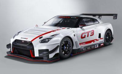 το Nissan GT-R NISMO GT3