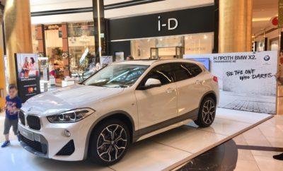 Η νέα BMW X2 συνδυάζει το στιβαρό προφίλ των μοντέλων BMW X με τη σπορ φινέτσα ενός coupé. Το νέο μοντέλο της BMW, διαθέτει μοναδική σχεδίαση και φέρνει πρωτοφανή επίπεδα οδηγικής απόλαυσης στην compact κατηγορία των πολυτελών αυτοκινήτων. Με τον χαρακτήρα της, η BMW X2 απευθύνεται σε 'νέους στην καρδιά' και άτομα δραστήρια που θέλουν το αυτοκίνητό τους να αποτυπώνει με συναίσθημα την προσωπικότητά τους. Από τον Ιούνιο, η νέα BMW X2 γίνεται ακόμα πιο ελκυστική με την έκδοση Χ2 sDrive 18 i, η οποία εξοπλίζεται με τον κινητήρα βενζίνης 1.500 κ. εκ. και ισχύ 140 hp (με μηχανικό κιβώτιο, κατανάλωση μικτού κύκλου: 6,3 – 6,0 l/100 km, εκπομπές CO2 στο μικτό κύκλο: 144 – 138 g/km**, με επτατάχυτο κιβώτιο διπλού συμπλέκτη Steptronic, κατανάλωση μικτού κύκλου: 6,2 – 5,9 l/100 km). Ο βασικός εξοπλισμός του μοντέλου περιλαμβάνει: Ζάντες Αλουμινίου 17'' Σπορ δερμάτινο τιμόνι Τιμόνι πολλαπλών λειτουργιών Σύστημα ανοικτής ακρόασης Bluetooth & θύρα USB Σύστημα multimedia iDrive με έγχρωμη κεντρική οθόνη 6,5'' Προβολείς ομίχλης Κλήση έκτακτης ανάγκης - Teleservices - ConnectedDrive Services Service Inclusive (5 έτη / 60.000 χλμ) Ένδειξη πίεσης ελαστικών Σύστημα εκκίνησης χωρίς χρήση κλειδιού Ηλεκτρικό χειρόφρενο Ψηφιακή οθόνη πολλαπλών ενδείξεων στον πίνακα οργάνων Προγράμματα Οδήγησης (ECO Pro / Comfort / Sport) Ηχοσύστημα με 6 ηχεία Αισθητήρα βροχής και φώτων Φώτα ημέρας και πίσω φώτα τεχνολογίας LED Βελούδινα ταπέτα Η BMW X2 sDrive18i μπορεί να αποκτηθεί από €33.200 ή με €259/μήνα* με το χρηματοδοτικό πρόγραμμα BMW ALL INCLUSIVE της BMW Financial Services που παρέχει 5 χρόνια δωρεάν service και ασφάλιση οχήματος με εγγύηση αξίας για όλη τη διάρκεια του προγράμματος. Επιπλέον, η BMW X2 sDrive18i προσφέρεται στην έκδοση ' Advantage Plus ' με πλούσιο εξοπλισμό και προτεινόμενη λιανική τιμή με φόρους €37.585, με όφελος €5.000. Η έκδοση 'Advantage Plus' περιέχει, επιπλέον του βασικού εξοπλισμού, τα παρακάτω στοιχεία: Αυτόματο κιβώτιο διπλού συμπλέκτη 7 σχέσεων Μεταλλικό χρώμα Αυτόματ