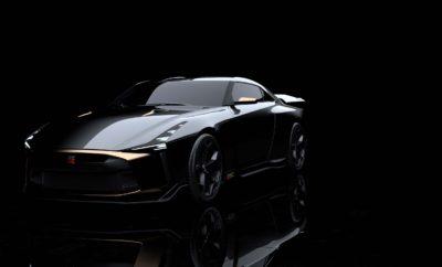 """Nissan και Italdesign, αποκαλύπτουν ένα μοναδικό πρωτότυπο GT-R Η Nissan και η Italdesign δημιούργησαν ένα νέο, πρωτότυπο όχημα, το Nissan GT-R50 από την Italdesign, στην πρώτη τους συνεργασία. Βασισμένο στο μοντέλο παραγωγής του Nissan GT-R NISMO του 2018, το μοναδικό αυτό αυτοκίνητο μνημονεύει τις επετείους των 50 ετών τόσο για το GT-R, όσο και για την Italdesign και θα κάνει το ντεμπούτο του στην Ευρώπη, τον επόμενο μήνα. """"Τι γίνεται αν δημιουργήσουμε ένα GT-R χωρίς όρια και στη συνέχεια το κατασκευάσουμε πραγματικά;"""" δήλωσε με μια ρητορική ερώτηση ο Alfonso Albaisa, ανώτερος αντιπρόεδρος της Nissan για τον παγκόσμιο σχεδιασμό. """"Αυτό είναι ένα σπάνιο παράθυρο στο χρόνο όπου τέμνονται δύο μεγάλες στιγμές: 50 χρόνια της Italdesign που διαμορφώνει τον κόσμο της αυτοκινητοβιομηχανίας και 50 χρόνια της Nissan στη δημιουργία ενθουσιασμού, μέσω του κορυφαίου μας GT-R. Έτσι, για να γιορτάσουμε αυτή τη σύγκλιση, η Nissan και η Italdesign δημιούργησαν αυτό το ειδικό GT- R που σηματοδοτεί 50 χρόνια κορυφαίας μηχανικής τεχνολογίας."""" Η Italdesign ανέπτυξε, σχεδίασε και κατασκεύασε το αυτοκίνητο. Τα ξεχωριστά, απολαυστικά σχέδια του εξωτερικού και του εσωτερικού του αυτοκινήτου, δημιουργήθηκαν από τις ομάδες της Nissan Design Europe στο Λονδίνο και της Nissan Design America. Ο σχεδιασμός στα καλύτερά του ! Ξεκινώντας από μπροστά, το Nissan GT-R50 της Italdesign διαθέτει ένα ξεχωριστό χρυσό εσωτερικό στοιχείο που εκτείνεται σε όλο σχεδόν το πλάτος του οχήματος. Το καπό είναι εμφανώς διογκωμένο τονίζοντας την ισχύ του αυτοκινήτου, ενώ οι λεπτοί προβολείς LED εκτείνονται από τους θόλους των τροχών, μέχρι το χείλος πάνω από τις εξωτερικές γρίλιες της εισαγωγής του αέρα. Κυριαρχώντας στην πλευρική όψη, η ξεχωριστή γραμμή οροφής έχει χαμηλώσει κατά 54 χιλιοστά και διαθέτει χαμηλότερο κεντρικό τμήμα, ενώ τα ελαφρώς ανυψωμένα εξωτερικά τμήματα, δίνουν στο προφίλ της οροφής μια μυώδη οπτική. Το έμβλημα GT-R, σε συνδυασμό με τις εσοχές ψύξεις """"samurai blade"""" πίσω από τους μπροστινούς τρ"""