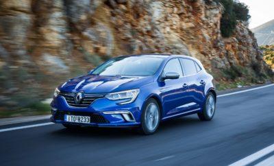 To Renault MEGANE διαθέσιμο από τα 14.980 ευρώ για περιορισμένο αριθμό αυτοκινήτων Η υψηλή τεχνολογία, το οδηγικό ταπεραμέντο και ο δυναμικός σχεδιασμός του Renault MEGANE διαθέσιμα τώρα, για περιορισμένο αριθμό αυτοκινήτων, από τα 14.980 ευρώ. Η 4η γενιά του Renault MEGANE έχει συνδυάσει μια σειρά στοιχείων που του επιτρέπουν να διαθέτει έναν ιδιαίτερα δυναμικό χαρακτήρα, χωρίς να θυσιάζει στο ελάχιστο την πρακτικότητα που οφείλει να διαθέτει ένα μικρομεσαίο μοντέλο. Παράλληλα η εφαρμογή συστημάτων υψηλής τεχνολογίας, αρκετά εκ των οποίων κανείς συναντούσε μέχρι σήμερα μόνο σε μοντέλα μεγαλύτερων κατηγοριών, προσδίδουν στο MEGANE κορυφαία επίπεδα άνεσης και ασφάλειας. Μερικά από τα χαρακτηριστικά που ξεχωρίζουν το Renault MEGANE είναι: • Ο δυναμικός σχεδιασμός με κυρίαρχο στοιχείο την μοναδική φωτεινή υπογραφή που εξασφαλίζουν τα εμπρός και πίσω φωτιστικά σώματα τεχνολογίας LED • το σύστημα πολυμέσων R-Link2 με κάθετα τοποθετημένη οθόνη αφής 8,7'' • το σύστημα Multi-Sense που προσφέρει κορυφαίες επιλογές εξατομίκευσης της οδηγικής εμπειρίας • οι επιλογές προηγμένων συστημάτων υποβοήθησης οδήγησης, όπως το σύστημα αυτόματου παρκαρίσματος, το σύστημα επόπτευσης τυφλής γωνίας, το σύστημα αναγνώρισης ορίων κυκλοφορίας, κ.α. • το σύστημα ενεργής τετραδιεύθυνσης (4Control®) που χρησιμοποιείται για πρώτη φορά στην κατηγορία και αποτελεί αποκλειστικότητα της Renault* • οι αποδοτικοί και με χαμηλή κατανάλωση καυσίμου, Turbo κινητήρες βενζίνης και πετρελαίου με τεχνολογία από την Formula 1 • το αυτόματο κιβώτιο διπλού συμπλέκτη EDC, διαθέσιμο σε εκδόσεις με 6 ή 7 σχέσεις Τώρα, το προηγμένο Renault MEGANE, για περιορισμένο αριθμό αυτοκινήτων, είναι διαθέσιμο από μόλις 14.980 ευρώ, με 5 χρόνια εργοστασιακή εγγύηση και 3 χρόνια οδική βοήθεια. Επίσης διαθέσιμη είναι και η επιλογή απόκτησης του μοντέλου με προνομιακό επιτόκιο 3,9%.
