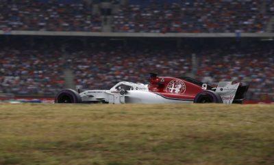 Έχοντας δύναμη από τον καλό ρυθμό που είχε παρουσιάσει καθόλη τη διάρκεια του Σαββατοκύριακου, η Alfa Romeo Sauber F1 Team εκκίνησε στο Γερμανικό Grand Prix με τον Charles Leclerc στην 9η θέση και τον Marcus Ericsson στην 13η θέση. Η εκκίνηση του αγώνα εξελίχθηκε σύμφωνα με το σχεδιασμό και οι δυο οδηγοί βρέθηκαν να μάχονται στο μέσο της κατάταξης. Ο αγώνας πήρε άλλη τροπή όταν η βροχή που αναμένονταν να πέσει με ένταση, ξεκίνησε. Ήταν μια κρίσιμη στιγμή όταν η ομάδα αποφάσισε στον 43ο γύρο να καλέσει τον Charles Leclerc στα πιτ ώστε να τοποθετήσει ενδιάμεσα ελαστικά. Η ένταση της βροχής μειώθηκε μετά από μερικούς γύρους, έπεσε η απόδοση των ελαστικών και χρειάστηκε να μπει εκ νέου στα πιτ ο Charles για να βάλει την πάρα πολύ μαλακή γόμα. Από εκείνη τη στιγμή ο αγώνας του μεταβλήθηκε σε μια μάχη για άνοδο με τις συνθήκες πίστας να είναι ιδιαίτερα απαιτητικές καθώς ψιχάλιζε. Τελικά κατάφερε να τερματίσει 15ος. Ο αγώνας εξελίχθηκε διαφορετικά για το Μarcus Ericsson που με τη μαλακή γόμα συμπλήρωσε στην αρχή του αγώνα 38 γύρους προτού τοποθετήσει την πάρα πολύ μαλακή. Όταν άρχισε να βρέχει, παρέμεινε στην πίστα. Ήταν πολύ καλός στον έλεγχο του μονοθεσίου και στην διαχείριση των ελαστικών. Σ' έναν επικό αγώνα όπου πολλές ομάδες μπήκαν στα πιτ και ενώ η μάχη στο μέσο της κατάταξης ήταν σκληρή ο ίδιος παρέμεινε ήρεμος και προσηλωμένος κατορθώνοντας τελικά να τερματίσει 9ος δίνοντας έτσι άλλους δυο βαθμούς στην ομάδα. Μετά από ένα συνολικά θετικό Σαββατοκύριακο, η Alfa Romeo Sauber F1 Team οδεύει με αυτοπεποίθηση προς τον τελευταίο αγώνα πριν το καλοκαιρινό διάλλειμα της F1. Με δυο επιπλέον βαθμούς στο σύνολο η Alfa Romeo Sauber F1 Team διατηρεί την 9η θέση στο πρωτάθλημα κατασκευαστών (18 βαθμούς). Ο Charles Leclerc είναι στην 15η θέση της βαθμολογίας (13 βαθμοί) και ο Marcus Ericsson στην 17η θέση (5 βαθμοί) του πρωταθλήματος Οδηγών. Marcus Ericsson (μονοθέσιο Νο 9): C37 (Chassis 03/Ferrari) Αποτέλεσμα: 9ος. Εκκίνησε με την μαλακή γόμα μετά από 38 γύρους έβαλε την πάρα π