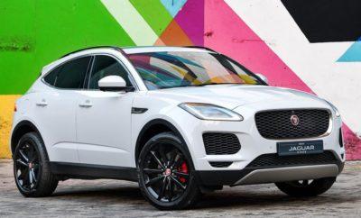 Η Jaguar επιλέγει το νέο μοντέλο ελαστικών Eagle F1 Asymmetric 3 SUV της Goodyear