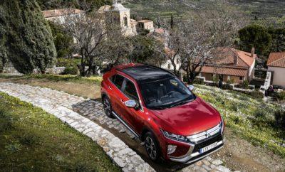 ισχύουν οι παρακάτω προωθητικές ενέργειες για τα μοντέλα της Mitsubishi Motors για το δίμηνο Ιουλίου- Αυγούστου 2018. Eclipse Cross Νέες μειωμένες τιμές από 1.000-3.250€ για το μοντέλο Eclipse Cross ανάλογα με την έκδοση. Η συγκεκριμένη προσφορά ισχύει για περιορισμένο αριθμό αυτοκινήτων και οι τιμές διαμορφώνονται ως εξής: Ειδική τιμή για περιορισμένο αριθμό αυτοκινήτων Προηγούμενες τιμές Διαφορά ECLIPSE 5D 1.5 TC MT 2WD INFORM MY18 AS&G 21.650 € 24.900 € -3.250 € ECLIPSE 5D 1.5 TC MT 2WD INVITE+ MY18 AS&G 25.500 € 27.500 € -2.000 € ECLIPSE 5D 1.5 TC CVT 4WD INTENSE+ MY18 AS&G 34.950 € 35.950 € -1.000 € ASX Όφελος 3,820€ στο ASX 5D DI 1.6 MT 4WD ΙΝVITE PLUS MY15.5 AS&G. Η τιμή του ASX MY15,5 4WD INVITE PLUS διαμορφώνεται σε 23.470€ και επιπλέον προσφέρεται δωρεάν το κόστος μεταβίβασης και τα τέλη κυκλοφορίας. Όφελος 1,000€ στο ASX 5D DI 1.6 MT 4WD INTENSE PLUS PANORAMA MY15.5 AS&G. Η τιμή του του ASX 5D DI 1.6 MT 4WD INTENSE PLUS PANORAMA MY15.5 AS&G διαμορφώνεται σε 26,490 και επιπλέον προσφέρεται δωρεάν το κόστος μεταβίβασης και τα τέλη κυκλοφορίας. L200 Ολική απαλλαγή από το Φόρο Τελών Ταξινόμησης για όλα τα L200 με όφελος για τον πελάτη μέχρι 2,394€ ανάλογα με την έκδοση.