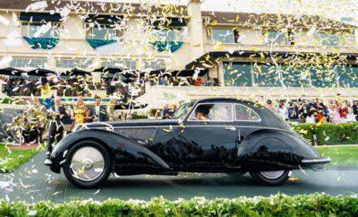 """Η Alfa Romeo κατακτά τον 68ο διαγωνισμό Pebble Beach Concours d'Elegance Η Alfa Romeo, αποτελεί σημείο αναφοράς στον τομέα του στιλ και της αισθητικής. Τόσο στο παρελθόν, όσο και σήμερα, τα μοντέλα της ξεχωρίζουν για τον δυναμικό τους σχεδιασμό που συνδυάζει ιδανικά τις αρμονικές γραμμές με τα ξεχωριστά στιλιστικά στοιχεία και βέβαια τον σπορ χαρακτήρα. Ο ετήσιος διαγωνισμός, Pebble Beach Concours d'Elegance, που πραγματοποιείται στην Καλιφόρνια, αποτελεί την πιο ξεχωριστή διοργάνωση του είδους στον κόσμο. Κάθε χρόνο, από το 1950 που ξεκίνησε ο θεσμός, διαγωνίζονται στα πλαίσια της εκδήλωσης αριστουργήματα από όλη την ιστορία της αυτοκίνησης. Φέτος, στον 68ο διαγωνισμό, η πολυπόθητη χρυσή κορδέλα που απονέμεται στο καλύτερο αυτοκίνητο της διοργάνωσης (Best of Show), πήγε σε μια μοναδική Alfa Romeo 8C 2900B Touring berlinetta του 1937. Το συγκεκριμένο αυτοκίνητο επικράτησε ανάμεσα σε 209 συμμετοχές, από 17 κράτη. Εκτός από την κατάκτηση της κορυφαίας διάκρισης, η 8C 2900B θριάμβευσε στην κατηγορία της, ενώ κατέκτησε ακόμα δύο βραβεία, το βραβείο """"Charles A. Chayne """" και το βραβείο """"J. B. & Dorothy Nethercutt» για το πιο όμορφο κλειστό αυτοκίνητο. Πρόκειται για την τρίτη φορά που η Alfa Romeo κατακτά την κορυφή στο διαγωνισμό, πάντα με εκδόσεις της 8C 2900B. Την πρώτη φορά, το 1988, το βραβείο κέρδισε μια 8C 2900B spider, ενώ τη δεύτερη το 2008, μια 8C 2900B coupé. """"Αυτή η Alfa Romeo 8C 2900B Touring έχει ότι μπορεί να ζητήσει κανείς από ένα αυτοκίνητο. Ταχύτητα, στιλ και βέβαια sex appeal. Είναι ένα μαγικό αυτοκίνητο, το οποίο εκτός των άλλων έχει και μοναδικό ήχο!"""" Sandra Button, Πρόεδρος της διοργάνωσης"""