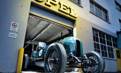"""""""Green Monster"""" εν Δράσει: Η Opel στο Rømø Motor Festival 2018"""