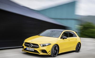 Τρεις παγκόσμιες πρεμιέρες από τη Mercedes-Benz στο Παρίσι:  B-Class, GLE και Mercedes-AMG A 35 4MATIC