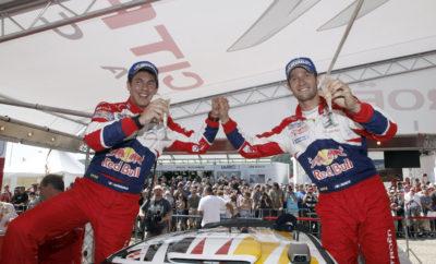 Αποφασισμένη να διεκδικήσει το Πρωτάθλημα την επόμενη Αγωνιστική Περίοδο, η Ομάδα της Citroën Total Abu Dhabi WRT με ιδιαίτερη χαρά ανακοινώνει ότι οι πέντε φορές Παγκόσμιοι Πρωταθλητές Ράλι Sébastien Ogier και Julien Ingrassia επιστρέφουν το 2019 στην Ομάδα που τους ανέδειξε! Μετά από 10 χρόνια, όταν κατά το Ράλι Ουαλίας Μεγάλης Βρετανίας το 2008, οι νεοφερθέντες Πρωταθλητές του Junior World Rally, Sébastien Ogier και Julien Ingrassia, στο εντυπωσιακό τους ντεμπούτο με το C4 WRC κατέκτησαν την κορυφαία διάκριση με νίκη στις κατατακτήριες δοκιμές – διεκδικώντας την πρώτη νίκη τους στο WRC, οδηγώντας τον αγώνα μέχρι την ειδική διαδρομή SS5, είναι πλέον έτοιμοι για νέες προκλήσεις! H χρονική στιγμή δεν θα μπορούσε να είναι καταλληλότερη για την ανακοίνωση της επιστροφής των παγκόσμιων πρωταθλητών στην Citroën Total Abu Dhabi WRT, οι οποίοι για πέντε χρονιές (από το 2013 μέχρι το 2017), διακρίθηκαν με άκρως σημαντικές επιτυχίες! Φορώντας τις φόρμες με τα διάσημα chevrons, οι δυο Γάλλοι κατέκτησαν τον πρώτο παγκόσμιο τίτλο στην κατάταξη των Junior με το δυναμικό C2 Super 1600, καθώς και την πρώτη τους νίκη στο πρωτάθλημα WRC. Επιπλέον, το πρώτο WRC βάθρο τους ήρθε με την Citroën (στο Ράλι Acropolis το 2009 με το C4 WRC), ενώ η μεγάλη νίκη τους το 2010 με C4 WRC στο Ράλι Πορτογαλίας. Αφού παρουσίασαν το εξαιρετικό τους ταλέντο με την Junior Team της μάρκας, επιβεβαίωσαν περίτρανα την υπόσχεσή τους προς τη μάρκα Citroen, με την συμμετοχή τους στο (Ράλι Φιλανδίας, 2010), συμβάλλοντας ενεργά στην κατάκτηση των τίτλων κατασκευαστών κατά τα έτη 2010 και 2011. Η συνεργασία των δύο πιλότων με την Citroen ξεκινάει από το 2019! Η Ομάδα της Citroen με Επικεφαλής τον Pierre Budar επιβεβαιώνει την αποφασιστικότητά της να στοχεύσει ακόμα υψηλότερα στο μέλλον με ένα C3 WRC που παραμένει δυναμικό, έχοντας ήδη στο ενεργητικό του δύο μεγάλες νίκες και για έξι φορές τερματισμό σε βάθρο. Ο Sébastien έχει επικεντρωθεί αποκλειστικά στην πρόκληση να γίνει παγκόσμιος πρωταθλητής αυτή τη φορά, 