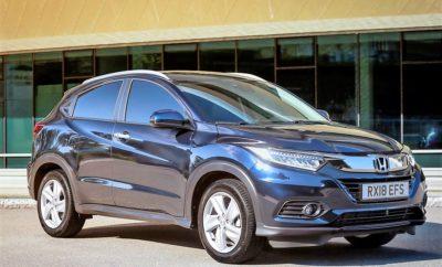 Η Honda αποκαλύπτει το HR-V με ανανεωμένο στυλ και προηγμένες τεχνολογίες