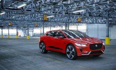 Γνωρίστε το I-PACE, το πρώτο ηλεκτρικό SUV της Jaguar! Το απόλυτο ηλεκτρικό SUV υψηλών επιδόσεων είναι εδώ από τη Jaguar και είναι τόσο πρωτοποριακό που σε εμπνέει να ξαναδείς τα πάντα από την αρχή. Το I PACE είναι μια καινοτομία της Jaguar που συνδυάζει ιδανικά την τεχνολογία αιχμής, τις κορυφαίες επιδόσεις και τη σχεδιαστική τελειότητα για να σας προσφέρει μια μοναδική οδηγική εμπειρία. Το νέο μοντέλο διαθέτει 700 Nm άμεσης ροπής, 400 PS και επιτάχυνση 0-100 km/h σε περίπου 4'', ενώ είναι ένα SUV 100% ηλεκτρικό, με μηδενική εκπομπή ρύπων και η αυτονομία του φτάνει τα 470 km. Η πρώτη γνωριμία του I-PACE με το ελληνικό κοινό θα γίνει την Παρασκευή 28/9 στον χώρο του Sofitel Athens Airport σε ένα event όπου θα πραγματοποιηθούν τα αποκαλυπτήρια του νέου μοντέλου και οι καλεσμένοι θα έχουν την δυνατότητα για πρώτη φορά να το οδηγήσουν. Το Σάββατο 29/09 το I-PACE θα βρίσκεται στους στις εγκαταστάσεις των επίσημων αντιπροσώπων Γ. ΤΖΩΡΤΖΗΣ Α.Ε. και ΣΠΑΝΟΣ Α.Ε. από τις 11 το πρωί έως τις 6 το απόγευμα όπου το κοινό θα μπορεί να ζήσει αυτή τη μοναδική οδηγική εμπειρία. Η νέα, συναρπαστική εποχή των ηλεκτροκίνητων είναι εδώ και η Jaguar σας καλεί να τη ζήσετε με στιλ και δυναμισμό.
