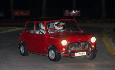 Σε έναν πρωτότυπο αγώνα οδήγησης για τα Ελληνικά δεδομένα, συμμετείχαν τα μέλη του Classic Mini Club στις 26 Σεπτεμβρίου. Στο 2ο Track Day που έλαβε χώρα στον Άγιο Κοσμά Αττικής, οι φίλοι της βρετανικής μάρκας οδήγησαν πάνω από 20 κλασικά Mini στην πίστα kart, απολαμβάνοντας τη μοναδική go-kart διασκεδαστική οδήγηση MINI στο φυσικό της περιβάλλον. Κλασικά και πολύχρωμα μοντέλα Mini που έχουν γράψει τη δική τους ιστορία από το 1958 μέχρι σήμερα, συμμετείχαν σε ένα εντυπωσιακό show οδήγησης ενθουσιάζοντας το κοινό με τις ικανότητές τους. Από την εκδήλωση δεν θα μπορούσε φυσικά να λείψει η ΜΙΝΙ. Με το νέο 3θυρο MINI, το νέο 5θυρο MINI και το νέο MINI Cabrio, η ΜΙΝΙ διατηρεί το διαχρονικό design, την ασυναγώνιστη διασκεδαστική οδήγηση και τις μοναδικές επιλογές εξατομίκευσης που την καθιέρωσαν στην ιστορία της αυτοκίνησης.