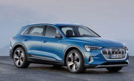 Τα ελαστικά Eagle F1 Asymmetric 3 SUV της Goodyear τοποθετούνται στο Audi e-tron στο Σαν Φρανσίσκο Τα ελαστικά υψηλής απόδοσης της Goodyear επιλέγονται για το πρώτο ηλεκτρικό SUV της Audi Η Audi παρουσίασε το e-tron, το πρώτο πλήρως ηλεκτρικό SUV, το οποίο θα διατεθεί στο εμπόριο από τη γερμανική αυτοκινητοβιομηχανία. Η Goodyear έχει εφοδιάσει το πρωτοποριακό αυτό μοντέλο με τα ελαστικά Eagle F1 Asymmetric 3 SUV σε μέγεθος SUV 265 / 45R21. Τα ελαστικά που είναι τοποθετημένα στο Audi e-tron πληρούν τις απαιτήσεις των Γερμανών κατασκευαστών. Καθώς τα ηλεκτρικά οχήματα λειτουργούν με μεγαλύτερη ροπή σε σύγκριση με τα αυτοκίνητα με κινητήρα εσωτερικής καύσης. Η φθορά των ελαστικών είναι έως και 25% υψηλότερη, αλλά χάρη στα τεχνικά προηγμένα ελαστικά της Goodyear, Eagle F1 Asymmetric 3 SUV, αυτές οι προκλήσεις μπορούν εύκολα να αντιμετωπισθούν. Τα ελαστικά Eagle F1 Asymmetric 3 SUV είναι γνωστά για τη βελτιστοποιημένη απόδοση φρεναρίσματος και χειρισμού σε όλες τις συνθήκες και πιο συγκεκριμένα η τεχνολογία «Active Braking Technology» μπορεί να μειώσει την απόσταση φρεναρίσματος κατά 1,2 μέτρα1 τόσο σε στεγνό όσο και σε βρεγμένο οδόστρωμα. Η προηγμένη τεχνολογία κατασκευής των SUV βελτιώνει το χειρισμό σε υψηλότερες ταχύτητες, καθώς και την ακαμψία στροφών και τη μείωση της φθοράς του πέλματος. Αυτά τα χαρακτηριστικά συνδυάζονται με ένα UHP Cool Cushion Layer, μια τεχνολογία που βελτιώνει το χειρισμό μειώνοντας παράλληλα την αντίσταση κύλισης. Τέλος, τα ελαστικά που είναι τοποθετημένα στο Audi e-tron χρησιμοποιούν την τεχνολογία SoundComfort της Goodyear, η οποία μειώνει αποτελεσματικά τον ήχο του εσωτερικού αυτοκινήτου κατά το ήμισυ (έως 4dB). Μια τέλεια εφαρμογή για τα ηλεκτρικά οχήματα, καθώς ο θόρυβος των ελαστικών και των δρόμων είναι οι κυριότεροι εσωτερικοί ήχοι στις περισσότερες ΗΨ. Audi e-tron Η Audi κυκλοφόρησε επίσημα το Audi e-tron στο Σαν Φρανσίσκο. Κατασκευασμένο στις Βρυξέλλες, αυτό το επαναστατικό Audi είναι το πρώτο πλήρως ηλεκτρικό SUV από τη γνωστή γερ