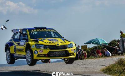 Μεγάλοι νικητές του 51ου Rally Δ.Ε.Θ. οι Σωκράτης Τσολακίδης - Χάρης Δήμος» Αποφασισμένη να σπάσει το ρεκόρ πολυνίκους η ομάδα Socratis Tsolakidis Rally Team, κατέκτησε για ακόμη μια φορά το Rally Δ.Ε.Θ. συνδυάζοντας θέαμα και ουσία με τα περάσματα του, έχοντας στην κατοχή του το γνωστό πλέον σε όλους Skoda Fabia R5. (Photo 1) Ο αγαπημένος Μακεδόνας οδηγός rally, Σωκράτης Τσολακίδης, μαζί με τον συνοδηγό του Χάρη Δήμο κέρδισαν όλες τις ειδικές διαδρομές στα ορεινά της Χαλκιδικής, δίνοντας θέαμα και συναρπάζοντας όλους τους παρευρισκομένους! (βαλε Φώτο που φαίνετε το αυτοκόλλητο στο καπό ) (Photo 2) Εκ μέρους των αθλητών, θα θέλαμε να ευχαριστήσουμε θερμά την ομάδα Τεχνικής Υποστήριξης Eurosol Racing Team Hungary και όλους τους χορηγούς μας, τον χρυσό χορηγό Traffic Oil Lubricants και τους χορηγούς, Mr Fast καθαριστικά ποιότητας, DGH ΑΕΒΕ, JORC INDUSTRIAL, KOSMOCAR A.E., Συνεταιριστική Τράπεζα Σερρών και 22 Σουβλάκια.