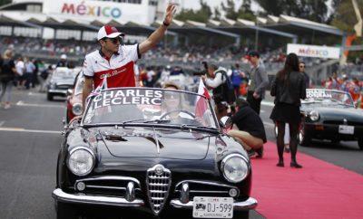 Η Alfa Romeo Sauber F1 Team ανέβηκε στην 8η θέση του πρωταθλήματος Κατασκευαστών με τον τερματισμό και των δυο μονοθεσίων της, στη βαθμολογούμενη δεκάδα, στην πόλη του Μεξικό. Καιρός: ήλιος/συννεφιά, στεγνό, 19 - 22°C στον αέρα, 33-39°C στο οδόστρωμα Καταβάλλοντας σπουδαία προσπάθεια η Alfa Romeo Sauber F1 Team ολοκλήρωσε το Σαββατοκύριακο του Μεξικάνικου Grand Prix με διπλό τερματισμό στους βαθμούς. Ο Charles Leclerc πήρε έξι βαθμούς τερματίζοντας 7ος και ο Marcus Ericsson άλλους δυο τερματίζοντας 9ος. Η εκκίνηση ήταν ασφυκτική και έκανε την καρδιά των θεατών και των μελών των ομάδων να χτυπήσει δυνατά. Αμφότεροι οι οδηγοί της ομάδας μας είχαν σταθερή και δυνατή απόδοση στους πρώτους γύρους. Εκκινήσαμε στον αγώνα με την εξαιρετικά μαλακή γόμα (hypersoft) που είχε χρησιμοποιηθεί για να προκριθούμε το Σάββατο στο Q3. Οι προκλήσεις του απαιτητικού αυτοκινητοδρόμιου Hermanos Rodriquez δεν αφορούν μόνο στην απόλυτη ταχύτητα αλλά και στη διαχείριση των ελαστικών. Η διατήρηση των θέσεων ήταν ο καθοριστικός παράγοντας για την επιτυχία, όχι μόνο για την Alfa Romeo Sauber F1 Team, αλλά για όλες τις ομάδες. Οι Charles Leclerc και Marcus Ericsson εκκίνησαν από την 9η και 10η θέση αντίστοιχα. Αμφότεροι είχαν στρατηγική μιας αλλαγής ελαστικών και στόχευαν στη συλλογή βαθμών. Το πρώτο μέρος ήταν καθοριστικό όσον αφορά στη στρατηγική αλλά και στη διαχείριση των ελαστικών. Αμφότεροι οι οδηγοί έκαναν άριστη δουλειά σημειώνοντας το μέγιστο της απόδοσης. Τόσο ο Charles Leclerc όσο και ο Marcus Ericsson συνέχισαν μετά να προοδεύουν διατηρώντας το δυνατό ρυθμό και στο δεύτερο μέρος. Έτσι ανάκτησαν σημαντικές θέσεις και τελικά τερμάτισαν στο Μεξικάνικο Grand Prix με σημαντική επιτυχία στον αγωνιστικό αποτέλεσμα. Έχοντας συνολικά 36 βαθμούς στο ενεργητικό της η Alfa Romeo Sauber F1 Team ανέβηκε στην 8η θέση του Πρωταθλήματος Κατασκευαστών. Ο Charles Leclerc βρίσκεται στην 15η θέση του Πρωταθλήματος Οδηγών (27 βαθμοί) και ο Marcus Ericsson στην 17η θέση (9 βαθμοί). Marcus Ericsson (μονοθέσ