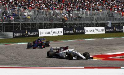 H Alfa Romeo Sauber F1 Team εκκίνησε στο Grand Prix των Ηνωμένων Πολιτειών της Αμερικής με στόχο τους βαθμούς καθώς ο Charles Leclerc εκκινούσε από την 9η θέση και ο Marcus Ericsson από την 17η. Παραταύτα μια σύγκρουση στον πρώτο γύρο οριοθέτησε τον αγώνα του Charles Leclerc καθώς το μονοθέσιο του υπέστη ζημιά. Η ομάδα αναγκάστηκε να τον καλέσει αμέσως στα πιτ όπου τοποθετήθηκαν φρέσκα ελαστικά και νέο ρύγχος. Ο Μονεγάσκος οδηγός τα έδωσε όλα για να κλείσει τη διαφορά από τους ανταγωνιστές του που προηγούνταν, τελικά όμως οδηγήθηκε σε εγκατάλειψη λόγω της ζημιάς στο μονοθέσιο. Από την άλλη ο Marcus Ericsson είχε μια καλή εκκίνηση από την 17η θέση και ανέβηκε στο μέσο της κατάταξης κατά τη διάρκεια του αγώνα επιδεικνύοντας σταθερή απόδοση. Ο Σουηδός οδηγός έκανε πολύ καλή δουλειά στη διαχείριση των ελαστικών και στη διατήρηση σταθερού ρυθμού. Κατάφερε τελικά να τερματίσει 12ος σε μια πίστα που συγκαταλέγεται στις αγαπημένες του. Καθώς μετά τον αγώνα αποκλείστηκαν από τα αποτελέσματα δυο οδηγοί, ο Marcus Ericsson κατετάγη τελικά 10ος προσθέτοντας έτσι ένα βαθμό στην συγκομιδή της ομάδας. Η Alfa Romeo Sauber F1 Team βρίσκεται στην 9η θέση του Πρωταθλήματος Κατασκευαστών. Ο Charles Leclerc στην 15η θέση του πρωταθλήματος οδηγών (21 βαθμοί) και ο Marcus Ericsson στην 17η θέση (7 βαθμοί). Marcus Ericsson (μονοθέσιο Νο 9): C37 (Chassis 03/Ferrari) Αποτέλεσμα: 10ος. Εκκίνησε με τη μαλακή γόμα και μετά από 30 γύρους έβαλε την πολύ μαλακή γόμα. «Ήταν ένας αξιοπρεπής αγώνας για μένα. Η εκκίνηση με την πιο σκληρή γόμα ήταν δύσκολη και δεν ήταν απλό να πιέσω τους ανταγωνιστές μου. Παραταύτα κατάφερα να κερδίσω θέσεις στην κατάταξη βήμα - βήμα, ήταν μια καλή προσπάθεια. Στόχος μου παραμένει να κερδίζω βαθμούς οπότε δεν είμαι ευχαριστημένος από το αρχικό αποτέλεσμα που με έφερε στην 12η θέση. Η απόδοσή μας αυτό το Σαββατοκύριακο ήταν σταθερή και ανυπομονώ για την επόμενη ευκαιρία στην πόλη του Μεξικό.» Charles Leclerc (μονοθέσιο Νο 16): C37 (Chassis 02/Ferrari) Αποτέλεσμα: Εγκατέλ