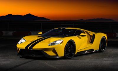 Η Παραγωγή του Ford GT Παρατείνεται Προκειμένου να Ικανοποιηθεί η Υψηλή Ζήτηση • Η Ford θα κατασκευάσει περίπου 1.350 Ford GT καθώς η ζήτηση υπερβαίνει την προσφορά κατά 600% • Το παράθυρο υποβολής ηλεκτρονικών αιτήσεων για το Ford GT θα ενεργοποιηθεί εκ νέου σε ορισμένες αγορές από τις 8 Νοεμβρίου και για ένα μήνα • Το νέο μοντέλο Ford GT Heritage Edition τιμά την 50ή επέτειο του νικητή του Le Mans 1968 και 1969, Ford GT40, με αγωνιστικά χρώματα της Gulf Oil σε limited-edition Η Ford Motor Company ανακοίνωσε ότι η παραγωγή του συναρπαστικού Ford GT θα παραταθεί κατά δύο χρόνια περίπου, προκειμένου να ικανοποιηθεί η συντριπτική ζήτηση. Η εταιρία, θα προσφέρει τώρα περίπου 1.350 Ford GT για πελάτες σε όλο τον κόσμο. Από τις 8 Νοεμβρίου, η Ford ξανανοίγει για ένα μήνα το παράθυρο υποβολής ηλεκτρονικών αιτήσεων σε ορισμένες αγορές, για όσους φιλοδοξούν να γίνουν μέλη της ελίτ των ιδιοκτητών Ford GT. Οι υποψήφιοι ιδιοκτήτες θα μπορούν να καταθέσουν τις αιτήσεις τους στο FordGT.com, και όσοι πληρούν τις προϋποθέσεις, θα συνεργαστούν με την υπηρεσία Ford GT Concierge Service για μία εξατομικευμένη εμπειρία αγοράς. «Η ανταπόκριση στο Ford GT μας είναι πρωτοφανής, με τη ζήτηση να υπερβαίνει την προσφορά πάνω 600%» δήλωσε ο Hermann Salenbauch, director, Ford Performance. «Επεκτείνοντας την παραγωγή του Ford GT για λίγο ακόμα διάστημα, θα μπορέσουμε να διατηρήσουμε το προφίλ αποκλειστικότητας του πολυπόθητου supercar προσφέροντας παράλληλα την εμπειρία ιδιοκτησίας σε μεγαλύτερο αριθμό πελατών, πλέον των 80 ιδιοκτητών Ford GT στην Ευρώπη που έχουν παραλάβει το αποκλειστικό μοντέλο τους μέχρι σήμερα.» Αρχικά, η Ford είχε ανακοινώσει μία περιορισμένη παρτίδα παραγωγής 1.000 οχημάτων μέσα σε τέσσερα χρόνια. Η παραγωγή του Ford GT – με κινητήρα 3.5L EcoBoost V6 Twin Turbo, ανθρακονημάτινη δομή, ενεργή αεροδυναμική και τελική ταχύτητα 347 km/h – ξεκίνησε τον Δεκέμβριο του 2016. Επίσης, η εταιρία ανακοίνωσε πρόσφατα ένα νέο, επετειακό μοντέλο Ford GT Heritage Edition για τα πενήντα 