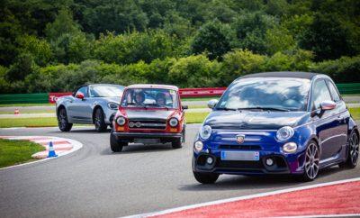 """Συνολικά επτά συναντήσεις σε ισάριθμες πίστες στην Ευρώπη συγκέντρωσαν περισσότερους από 4.000 φίλους της μάρκας. Πραγματοποιήθηκαν περισσότερα από 3.000 test drives με τη νέα σειρά Abarth 595, αλλά και το Abarth 124 Spider, το μοντέλο του οποίου η αγωνιστική έκδοση κατέκτησε το Παγκόσμιο Πρωτάθλημα R-GT. Οι εκδηλώσεις περιλάμβαναν οδήγηση με επαγγελματίες οδηγούς αγώνων, παρέλαση κλασσικών αυτοκινήτων, ακροβατικά με αυτοκίνητα, αλλά και μουσικά δρώμενα. Η επιτυχία των Abarth Days έρχεται να επισφραγίσει μια εξαιρετική χρονιά για τη μάρκα, όπου το 124 rally κατέκτησε το Π.Π. R-GT, οι πωλήσεις αυξήθηκαν σε σχέση με το 2017 και η νέα σειρά Abarth 595 τράβηξε τα φώτα της δημοσιότητας στο θρυλικό Targa Floriο. Από τον Μάιο, μέχρι και τον Οκτώβριο, τα Abarth Days 2018 έφεραν κοντά περισσότερες από 4.000 οπαδούς του «σκορπιού». Από την Αυστρία και τη Γαλλία, μέχρι την Μεγάλη Βρετανία, την Ισπανία και την Πορτογαλία, οι φίλοι της Abarth βρέθηκαν σε μερικές από τις ομορφότερες πίστες της Ευρώπης. Συνολικά πραγματοποιήθηκαν περισσότερα από 3.000 test drives με τα μοντέλα της νέας σειράς Abarth 595, με την έκδοση 595 Turismo να κερδίζει όσους αναζητούν την άνεση και τις επιδόσεις, ενώ οι εκδόσεις Competizione και Pista με την εξάτμιση Record Monza ενθουσίασαν τους οπαδούς την απόλυτης οδηγικής αίσθησης. Στα πλαίσια των εκδηλώσεων αρκετοί τυχεροί είχαν την ευκαιρία να συνοδηγήσουν στο 124 rally, την αγωνιστική έκδοση του Abarth 124 Spider το οποίο εξασφάλισε το Π.Π. R-GT κατακτώντας 40 νίκες στην κατηγορία του. Με τη δημοτικότητα της μάρκας να αυξάνει συνεχώς ήδη στην Ευρώπη, Μέση Ανατολή και Αφρική (ΕΜΕΑ) ο αριθμός των clubs της Abarth έχει αυξηθεί από τα 39 στα 58. Παράλληλα η διαδικτυακή κοινότητα """"The Scorpionship"""" (scorpionship.abarth.com) αριθμεί περισσότερα από 100.000 μέλη. Την επιτυχία των Abarth Days 2018 έρχεται να πλαισιώσει η σημαντική αύξηση των πωλήσεων (15% στην Ιταλία, 30% σε Γαλλία και Βρετανία και 40% στην Ισπανία), αλλά και η παρουσίαση της νέας σειράς Abar"""