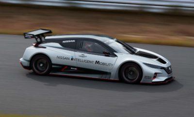 """Η Nissan παρουσιάζει το ολοκαίνουριο, αμιγώς ηλεκτροκίνητο αγωνιστικό LEAF NISMO RC Το τετρακίνητο μοντέλο με μηδενικές εκπομπές ρύπων, επιδεικνύει την αστείρευτη ισχύ και τις επιδόσεις που προσφέρει η τεχνολογία των αμιγώς ηλεκτροκίνητων οχημάτων της Nissan. Το ολοκαίνουργιο Nissan LEAF NISMO RC, ένα αμιγώς ηλεκτροκίνητο αγωνιστικό αυτοκίνητο, με περισσότερο από το διπλάσιο της μέγιστης ισχύος και της ροπής του προκατόχου του, παρουσιάστηκε σήμερα στο Τόκιο. Η αποκάλυψη πραγματοποιήθηκε στο Nissan Crossing στην περιοχή Ginza του Τόκιο. Το αυτοκίνητο, το οποίο αναπτύχθηκε από τη NISMO, θα πραγματοποιήσει το επίσημο ντεμπούτο του στις 2 Δεκεμβρίου, στο ετήσιο Φεστιβάλ της NISMO στο Fuji International Speedway, όπου θα εμφανιστεί μαζί με το νέο αγωνιστικό της Nissan για την Formula E. Με δύο ηλεκτρικούς κινητήρες, σύστημα τετρακίνησης και επιθετική, ανανεωμένη εμφάνιση, το ειδικής κατασκευής αυτοκίνητο αποδεικνύει πώς η τεχνολογία ηλεκτρικών οχημάτων της Nissan μπορεί να προσφέρει συναρπαστική αλλά ταυτόχρονα αθόρυβη, μηδενικών εκπομπών ισχύ, ένα βασικό στοιχείο του οράματος Nissan Intelligent Mobility της εταιρείας. Το μοντέλο είναι εξοπλισμένο με προηγμένη τεχνολογία μπαταριών και με εξαρτήματα μετάδοσης κίνησης από το Nissan LEAF, το πιο δημοφιλές αμιγώς ηλεκτροκίνητο αυτοκίνητο στον κόσμο. """"Το νέο LEAF NISMO RC, αποδεικνύει ότι θέτουμε τον πήχη ακόμα ψηλότερα, όταν πρόκειται για αστείρευτη ισχύ και υψηλή απόδοση, καθιστώντας τα ηλεκτροκίνητα οχήματα ακόμα πιο συναρπαστικά για το αγοραστικό κοινό"""", δήλωσε ο εκτελεστικός αντιπρόεδρος Daniele Schillaci, παγκόσμιος επικεφαλής μάρκετινγκ και πωλήσεων της Nissan για τα ηλεκτροκίνητα οχήματα. """"Είναι η πιο συναρπαστική έκφραση της φιλοσοφίας του Nissan Intelligent Mobility"""". Η Nissan σχεδιάζει να κατασκευάσει έξι ολοκαίνουργια οχήματα LEAF NISMO RC για να """"μοιραστούν"""" σε όλο τον κόσμο, έτσι ώστε οι φίλοι της μάρκας να μπορούν να βιώσουν την ισχύ και τον ενθουσιασμό, από πρώτο χέρι. Το αποκορύφωμα της ηλεκτρικής ισχύος, τώ"""