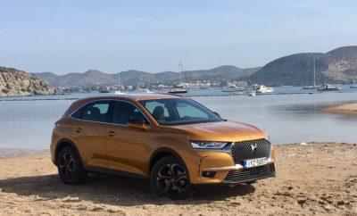 H DS Automobiles, η νέα premium Γαλλική εταιρεία, λανσάρει το νέο DS 7 Crossback, το luxury SUV. To νέο DS 7 Crossback σηματοδοτεί μια νέα εποχή για την DS Automobiles. Το πρώτο μοντέλο της 2ης γενιάς της DS, ενσαρκώνει την καινοτομία, την κορυφαία ποιότητα υλικών και γαλλική τεχνογνωσία, σε συνδυασμό με την avant garde σχεδίαση που οδηγεί τις επιδόσεις, την οδηγική άνεση και πολυτέλεια σε νέα ανώτερα επίπεδα. Το νέο DS 7 Crossback, με την επιβλητική κομψότητά του, σε συνδυασμό με το πλήθος των υπερσύγχρονων τεχνολογιών και συστημάτων ασφαλείας, εισέρχεται πολύ δυνατά στην ανερχόμενη κατηγορία των SUV, δίνοντας έτσι καινούργια πνοή στην avant - garde και πολυτελή μετακίνηση, κάτι που οι επιβάτες διαπιστώνουν με την πρώτη ματιά. Δυναμικό, πολυτελές και γεμάτο έμπνευση. Οι χαρακτηριστικές γραμμές του DS 7 CROSSBACK αποκαλύπτουν την ξεχωριστή, ισχυρή του προσωπικότητα. Η μάσκα «DS Wings» εντυπωσιάζει με την κάθετη γρίλια της και το χαρακτηριστικό λογότυπο DS στο κέντρο, η οποία ταιριάζει απόλυτα με τα φωτιστικά σώματα. Τα φώτα LED, με τους ξεχωριστούς προβολείς DS ACTIVE LED VISION, προσδίδουν μια ξεχωριστή γοητεία. Το DS 7 CROSSBACK είναι ένα SUV που ενσωματώνει το όραμα για καινοτομία, για κορυφαία ποιότητα υλικών και την γαλλική τεχνογνωσία σε ένα SUV. Παρουσιάστηκε στη Γαλλία, στη διάσημη Πυραμίδα του Λούβρου, στην καρδιά του Παρισιού. Η νέα πνοή στο κομμάτι της Luxury μετακίνησης ξεκινά χάρη στο εντυπωσιακό SUV που κλέβει τις εντυπώσεις. Αξίζει να αναφερθεί πως το DS 7 Crossback έχει επιλεγεί και από τον Γάλλο Πρόεδρο, Emmanuel Macron για τις μετακινήσεις του. Το DS 7 Crossback που ξεχωρίζει με τον έντονα διαφορετικό, πολυτελή χαρακτήρα του, ενσαρκώνει την γαλλική πρωτοπορία και τεχνογνωσία, προβάλλοντας μια σειρά από χαρακτηριστικά που είναι αδιαμφισβήτητα μοναδικά. Συγκεκριμένα, οι ζάντες αλουμινίου 20 ιντσών, η ξεχωριστή αίσθηση άνεσης και υψηλής ποιότητας υλικών στο εσωτερικό, αποκαλύπτουν την διαφορετική προσέγγιση της μάρκας DS στον τομέα της πολυτελούς μετα