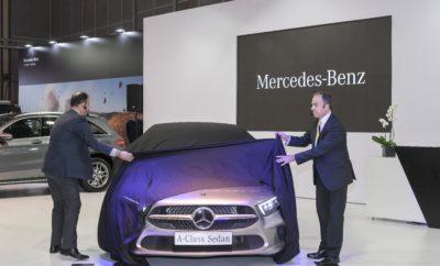Η καρδιά της αυτοκίνησης χτυπά από 10-18 Νοεμβρίου στην Αθήνα, στα περίπτερα 10 & 11 του Ολυμπιακού Ακινήτου Ξιφασκίας (πρώην Δυτικό Αεροδρόμιο) και η Mercedes-Benz βρίσκεται για ακόμη μία χρονιά εκεί παρουσιάζοντας τη συνολική της πρόταση για την αυτοκίνηση του σήμερα και του αύριο! Στα λαμπερά εγκαίνια που τελέστηκαν παρουσία πλήθους κόσμου και επισήμων, o Πρόεδρος & Διευθύνων Σύμβουλος της Mercedes-Benz κος Ι. Καλλίγερος μαζί με τον Γενικό Διευθυντή Επιβατηγών Αυτοκινήτων κο Ν. Πρέζα έκαναν τα αποκαλυπτήρια της Α-Class Sedan, της νέας μπερλίνας των compact μοντέλων που συμπληρώνει την υπερ-πλήρη παλέτα της μάρκας στα μικρομεσαία αυτοκίνητα. Η Mercedes-AMG δεν θα μπορούσε να λείπει από τη σημαντική αυτή Έκθεση. Έτσι, ολόκληρο το περίπτερο 11 είναι αφιερωμένο στα καθηλωτικά μοντέλα Mercedes-AMG GT 63 S 4MATIC 4-door Coupé & Mercedes-AMG E 53 Coupé που παρουσιάζονται για πρώτη φορά στο Ελληνικό κοινό. Μαζί τους βρίσκεται και η CLS, το τετράθυρο κουπέ που έθεσε νέα πρότυπα στο παγκόσμιο design όταν παρουσιάστηκε για πρώτη φορά το 2004. Στην 3η γενιά που διανύει τραβά τα βλέμματα στην έκδοση 350d 4MATIC Coupé με εξοπλισμό AMG Line. Αισθητή κάνει την παρουσία της και η γκάμα των compact μοντέλων, αφού το «παρών» δίνουν οι Α160, Α200 sedan, B180d, CLA 180d και GLA 200, ενώ η επιβλητική G-Class με τη G500 και η εντυπωσιακή GLC 250d SUV δίνουν το «εκτός δρόμου» στίγμα της μάρκας. Τέλος, αλλά όχι τελευταία, η smart έχει σημαντική παρουσία στην Έκθεση με ένα αμιγώς ηλεκτροκίνητο smart ΕQ fortwo 4ης γενιάς, την ειδική έκδοση smart fortwo champagne και ένα παιχνιδιάρικο smart forfour στην έκδοση dark matter! Οι εξειδικευμένοι σύμβουλοι πωλήσεων της μάρκας, αλλά και διαδραστικές εφαρμογές σε tablets μπορούν να ενημερώσουν κατανοητά και ξεκάθαρα για όλες τις υπηρεσίες που συνοδεύουν τα αυτοκίνητα Mercedes-Benz καθώς και για τις μοναδικές ευκαιρίες ενοικίασης της υπηρεσίας StarRent | Mercedes-Benz & smart Rentals. Η Mercedes-Benz βρίσκεται στην Αυτοκίνηση-ΕΚΟ 2018 και σίγουρα εν
